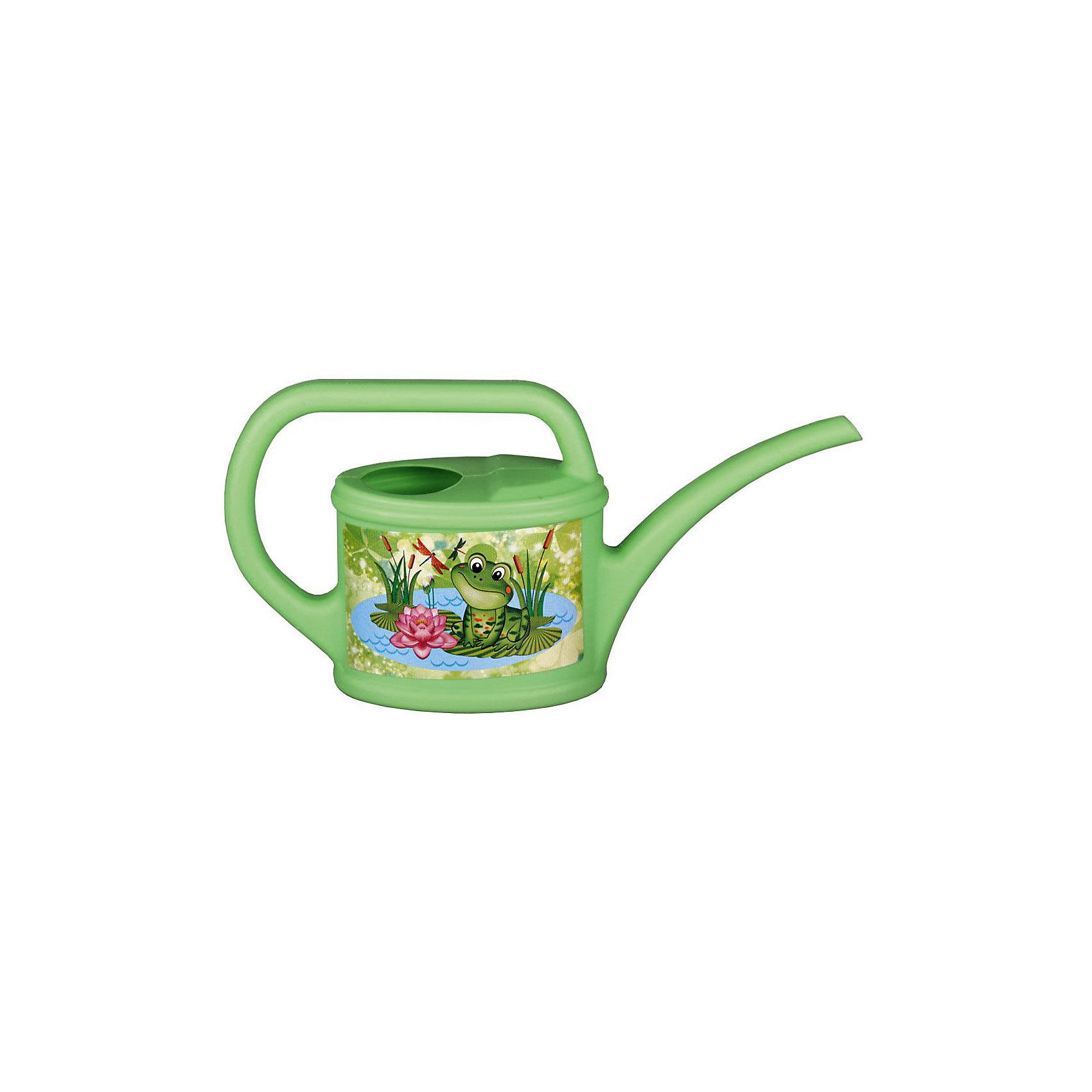 Лейка детская Декор 0,4л. ,  Alternativa, зелёныйОчаровательная лейка Декор изготовлена из качественного пластика, имеет удобную ручку и длинный носик. На лейке изображены милый мишка и лягушка. С этой лейкой ребенку будет очень интересно поливать цветы дома или помогать на даче!<br><br>Дополнительная информация:<br>Материал: пластик<br>Цвет: зеленый<br>Объем: 0,4 л<br>Размеры: 24х6,5х14 см<br><br>Лейку Декор можно приобрести в нашем интернет-магазине.<br><br>Ширина мм: 240<br>Глубина мм: 65<br>Высота мм: 140<br>Вес г: 59<br>Возраст от месяцев: 36<br>Возраст до месяцев: 144<br>Пол: Унисекс<br>Возраст: Детский<br>SKU: 4979752