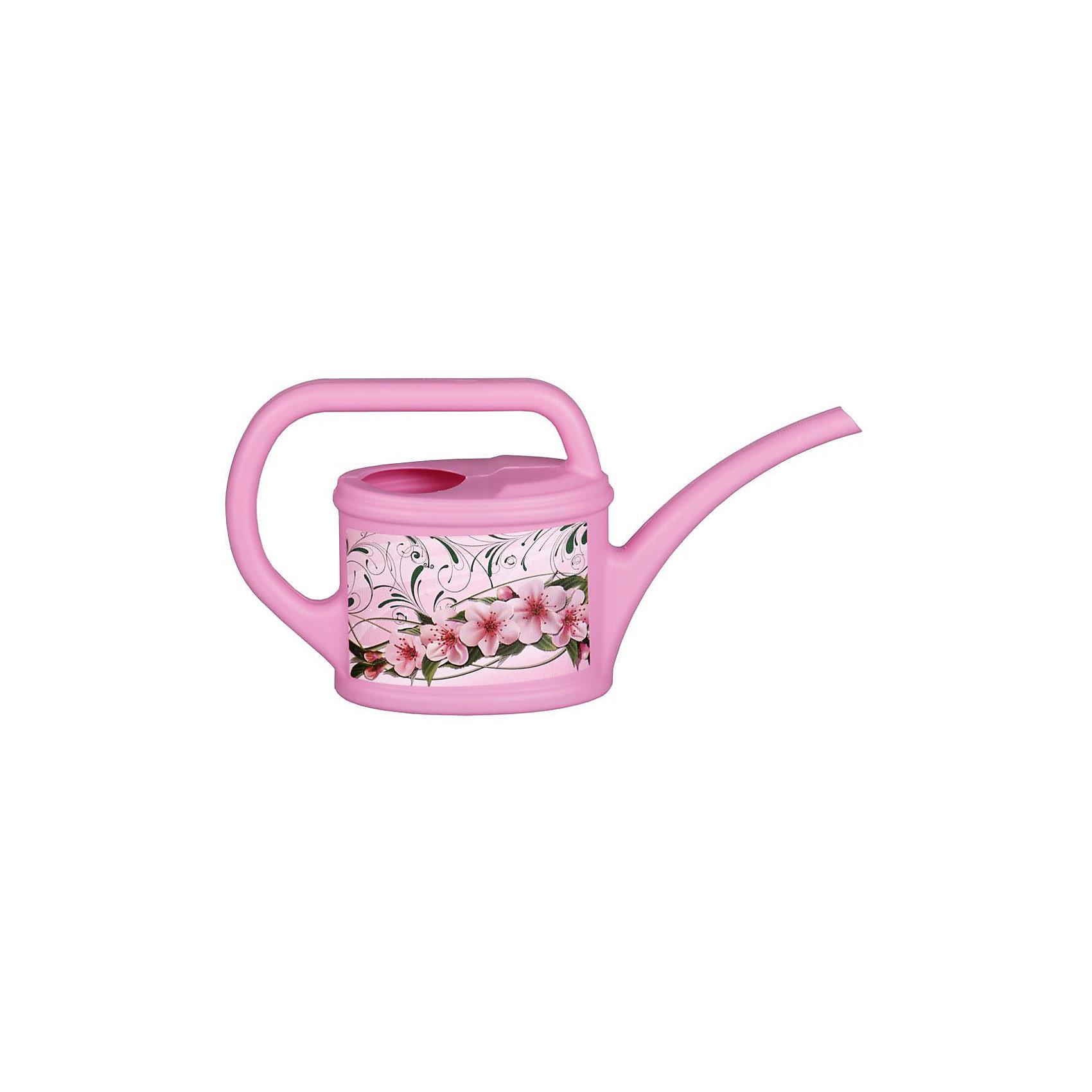 Alternativa Лейка детская Декор 0,4л. ,  Alternativa, розовый alternativa горка для купания alternativa розовый