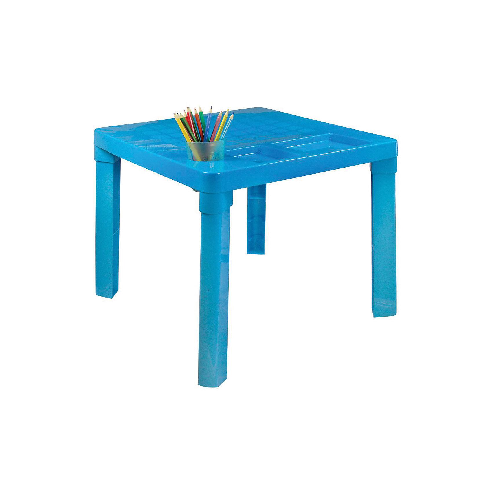 Стол детский ,  Alternativa, голубой