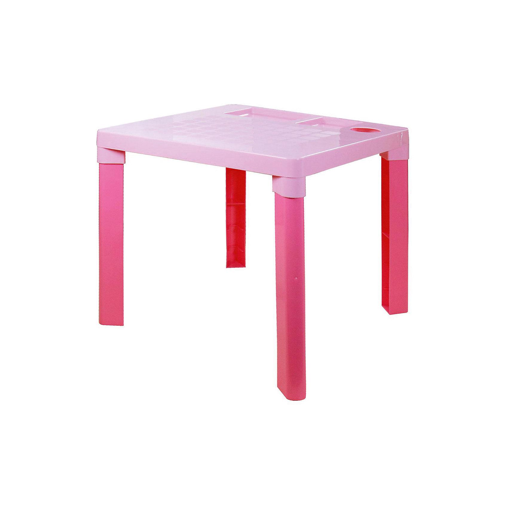 Alternativa Стол детский ,  Alternativa, розовый alternativa горка для купания alternativa розовый