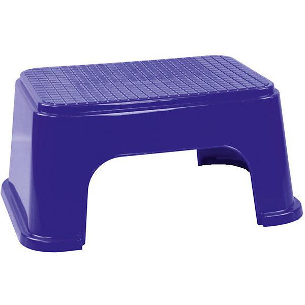 Табурет -подставка,  Alternativa, голубойДетские столы и стулья<br>Пластиковый табурет-подставка пригодится детям, которые любят доставать все сами. Подставка устойчивая, с ней ребенок без труда сможет сам помыть руки или достать любимую игрушку.  Прекрасный выбор для самых самостоятельных малышей!<br><br>Дополнительная информация:<br>Материал: пластик<br>Размер: 33,5х25х15,7 см<br><br>Табурет-подставку вы можете купить в нашем интернет-магазине.<br><br>Ширина мм: 335<br>Глубина мм: 250<br>Высота мм: 157<br>Вес г: 596<br>Возраст от месяцев: 36<br>Возраст до месяцев: 144<br>Пол: Унисекс<br>Возраст: Детский<br>SKU: 4979776