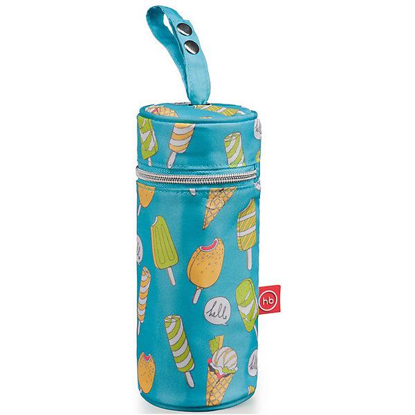 Пенал для бутылочек  BOTTLE THERMOCASE, Happy Baby,  ICE-CREAMБутылочки и аксессуары<br>Пенал для бутылочек  Bottle Thermocase торговой марки   Happy Baby- это отличный аксессуар  и помощник для мамы в поездках и на прогулках. Пенал для бутылочек дольше сохранит нужную температуру содержимого бутылочки для малыша и защищает её от повреждений. Лучший способ хранения и транспортировки охлажденной молочной смеси или теплой кипяченой воды. Футляр застёгивается на молнию и имеет удобное крепление.<br><br>Особенности:<br><br>- защищает от повреждений<br><br>- дольше сохраняет температуру питья<br><br>- удобное крепление на кнопке<br><br>- подходит для всех бутылочек<br><br>- материал: полиэстер, фольгированная ткань<br><br>Дополнительная информация: <br><br>- тип пенал для бутылочки<br>- страна Китай<br>- упаковка пакет<br>- возраст ребенка от 0 месяцев<br>- материал полиэстер<br>- размер упаковки 12 x 9 x 21<br>- вес в упаковке55 , г<br><br>Пенал для бутылочек  BOTTLE THERMOCASE, торговой марки Happy Baby можно купить в нашем интернет магазине.<br><br>Ширина мм: 90<br>Глубина мм: 180<br>Высота мм: 250<br>Вес г: 68<br>Возраст от месяцев: 0<br>Возраст до месяцев: 36<br>Пол: Унисекс<br>Возраст: Детский<br>SKU: 4980399