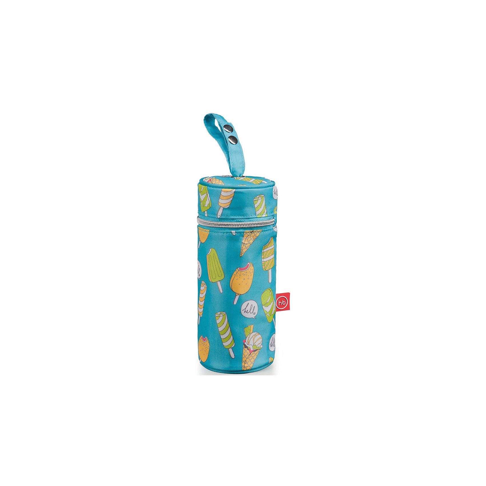 Пенал для бутылочек  BOTTLE THERMOCASE, Happy Baby,  ICE-CREAMАксессуары для бутылочек и поильников<br>Пенал для бутылочек  Bottle Thermocase торговой марки   Happy Baby- это отличный аксессуар  и помощник для мамы в поездках и на прогулках. Пенал для бутылочек дольше сохранит нужную температуру содержимого бутылочки для малыша и защищает её от повреждений. Лучший способ хранения и транспортировки охлажденной молочной смеси или теплой кипяченой воды. Футляр застёгивается на молнию и имеет удобное крепление.<br><br>Особенности:<br><br>- защищает от повреждений<br><br>- дольше сохраняет температуру питья<br><br>- удобное крепление на кнопке<br><br>- подходит для всех бутылочек<br><br>- материал: полиэстер, фольгированная ткань<br><br>Дополнительная информация: <br><br>- тип пенал для бутылочки<br>- страна Китай<br>- упаковка пакет<br>- возраст ребенка от 0 месяцев<br>- материал полиэстер<br>- размер упаковки 12 x 9 x 21<br>- вес в упаковке55 , г<br><br>Пенал для бутылочек  BOTTLE THERMOCASE, торговой марки Happy Baby можно купить в нашем интернет магазине.<br><br>Ширина мм: 90<br>Глубина мм: 180<br>Высота мм: 250<br>Вес г: 68<br>Возраст от месяцев: 0<br>Возраст до месяцев: 36<br>Пол: Унисекс<br>Возраст: Детский<br>SKU: 4980399