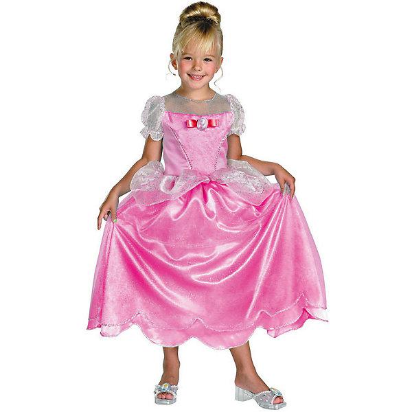 Маскарадный костюм Принцессы (на рост 140 см)Карнавальные костюмы для девочек<br>Новый год - время волшебства и чудес! Позвольте вашей девочке почувствовать себя настоящей принцессой! <br>Пышное платье нежно-розового цвета с кружевной отделкой и атласным бантиком на груди идеально подойдет для новогоднего торжества. Маскарадный костюм выполнен из высококачественных материалов, в производстве которых были использованы только безопасные экологичные красители. <br><br>Дополнительная информация:<br><br>- Материал: полиэстер, синтетический атлас.<br>- Размер: на рост 140 см, ОГ - 70 см, ОТ - 60 см. <br>- Возраст: 8-10 лет.<br>- Комплектация: платье. <br><br>Маскарадный костюм Принцессы (на рост 140 см) можно купить в нашем магазине.<br>Ширина мм: 190; Глубина мм: 240; Высота мм: 190; Вес г: 290; Возраст от месяцев: 120; Возраст до месяцев: 132; Пол: Женский; Возраст: Детский; SKU: 4981291;