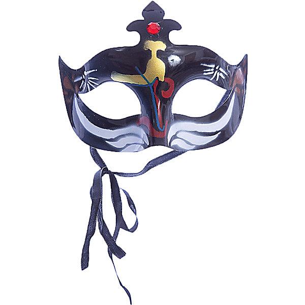 Карнавальная маска КошкаДетские карнавальные маски<br>Карнавальная маска - отличный новогодний аксессуар. Блестящая маска подойдет к любому наряду и эффектно дополнит праздничный образ. <br><br>Дополнительная информация:<br><br>- Материал: пластик. <br>- Размер: 15,5х7,5х9 см.<br>- Украшена глиттером. <br>- Крепится с помощью атласной ленты. <br><br>Карнавальную маску Кошка можно купить в нашем магазине.<br><br>Ширина мм: 150<br>Глубина мм: 150<br>Высота мм: 10<br>Вес г: 28<br>Возраст от месяцев: 36<br>Возраст до месяцев: 2147483647<br>Пол: Женский<br>Возраст: Детский<br>SKU: 4981297