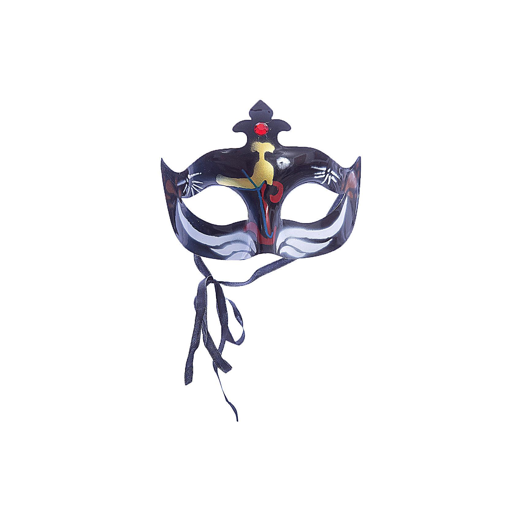Карнавальная маска КошкаКарнавальные костюмы и аксессуары<br>Карнавальная маска - отличный новогодний аксессуар. Блестящая маска подойдет к любому наряду и эффектно дополнит праздничный образ. <br><br>Дополнительная информация:<br><br>- Материал: пластик. <br>- Размер: 15,5х7,5х9 см.<br>- Украшена глиттером. <br>- Крепится с помощью атласной ленты. <br><br>Карнавальную маску Кошка можно купить в нашем магазине.<br><br>Ширина мм: 150<br>Глубина мм: 150<br>Высота мм: 10<br>Вес г: 28<br>Возраст от месяцев: 36<br>Возраст до месяцев: 2147483647<br>Пол: Женский<br>Возраст: Детский<br>SKU: 4981297