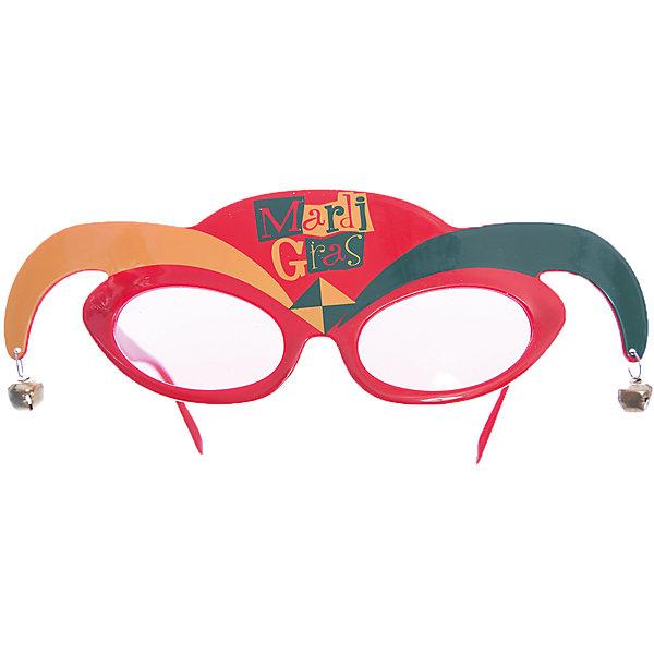 Карнавальные очки АрлекинКарнавальные костюмы<br>Карнавальные очки Арлекин - отличный новогодний аксессуар, который хорошо впишется в любой праздничный образ, добавив ему яркости и озорства. <br><br>Дополнительная информация:<br><br>- Материал: пластик. <br>- Размер: 22,5х7,7х14 см.<br><br>Карнавальные очки Арлекин можно купить в нашем магазине.<br><br>Ширина мм: 220<br>Глубина мм: 80<br>Высота мм: 14<br>Вес г: 65<br>Возраст от месяцев: 36<br>Возраст до месяцев: 2147483647<br>Пол: Унисекс<br>Возраст: Детский<br>SKU: 4981298