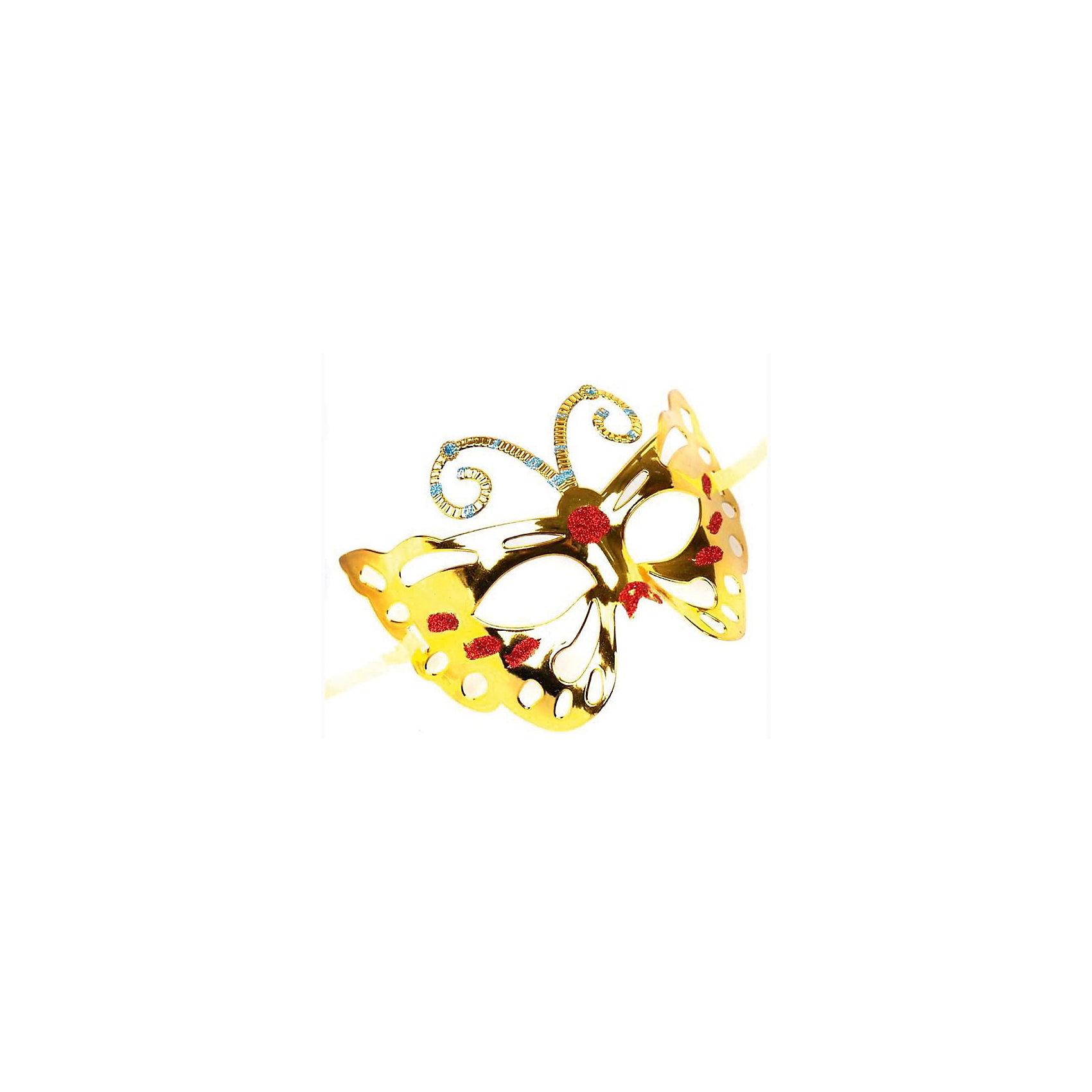 Magic Time Маскарадная маска Золотая увлажнитель воздуха polaris puh 6205 белый