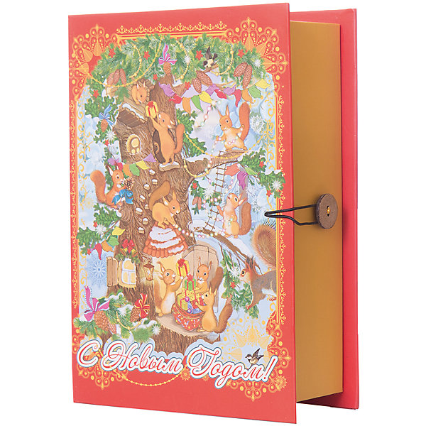 Подарочная коробка Белочки 20*14*6 смНовогодние коробки<br>Красиво упакованный подарок приятнее получать вдвойне! Яркая коробка - универсальный, практичный и стильный вариант для упаковки любых подарков.<br><br>Дополнительная информация:<br><br>- Материал: мелованный ламинированный негофрированный картон (плотность - 1100 г/м2).<br>- Размер: 20х14х6 см. <br>- Полноцветный декоративный рисунок на внутренней и наружной части. <br><br>Подарочную коробку Белочки (20*14*6 см.) можно купить в нашем магазине.<br><br>Ширина мм: 200<br>Глубина мм: 140<br>Высота мм: 60<br>Вес г: 420<br>Возраст от месяцев: 36<br>Возраст до месяцев: 2147483647<br>Пол: Унисекс<br>Возраст: Детский<br>SKU: 4981311