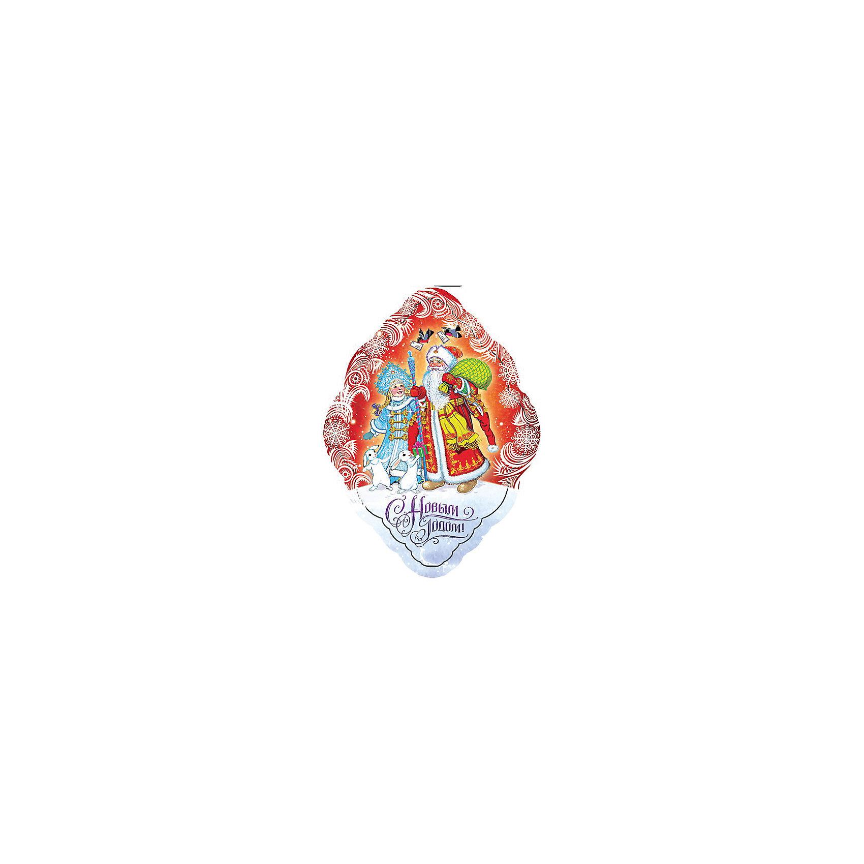 Магнит Дед Мороз, Снегурочка и зайчикиВсё для праздника<br>Яркий магнит с новогодней символикой - прекрасный вариант для праздничного сувенира. Магнит можно прикрепить на любую металлическую поверхность, он всегда будет радовать, напоминая о веселом и таком долгожданном для всех празднике! <br><br>Дополнительная информация:<br><br>- Материал: агломерированный феррит. <br>- Размер: 5,1х7 см.<br>- Яркий привлекательный дизайн. <br><br>Новогодний магнит Дед Мороз, Снегурочка и зайчики можно купить в нашем магазине.<br><br>Ширина мм: 100<br>Глубина мм: 100<br>Высота мм: 10<br>Вес г: 260<br>Возраст от месяцев: 36<br>Возраст до месяцев: 2147483647<br>Пол: Унисекс<br>Возраст: Детский<br>SKU: 4981315