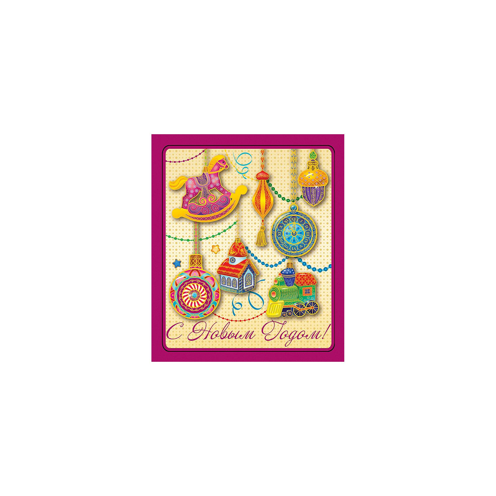 Магнит Милые игрушкиВсё для праздника<br>Яркий магнит с новогодней символикой - прекрасный вариант для праздничного сувенира. Магнит можно прикрепить на любую металлическую поверхность, он всегда будет радовать, напоминая о веселом и таком долгожданном для всех празднике! <br><br>Дополнительная информация:<br><br>- Материал: агломерированный феррит. <br>- Размер: 5х6 см.<br>- Яркий привлекательный дизайн. <br><br>Новогодний магнит Милые игрушки можно купить в нашем магазине.<br><br>Ширина мм: 100<br>Глубина мм: 100<br>Высота мм: 10<br>Вес г: 260<br>Возраст от месяцев: 36<br>Возраст до месяцев: 2147483647<br>Пол: Унисекс<br>Возраст: Детский<br>SKU: 4981318