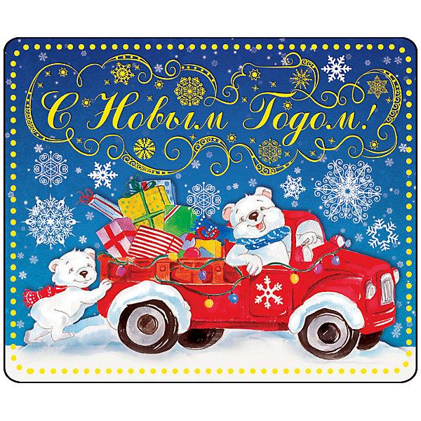 Магнит Северный мишка на машинеНовогодние сувениры<br>Яркий магнит с новогодней символикой - прекрасный вариант для праздничного сувенира. Магнит можно прикрепить на любую металлическую поверхность, он всегда будет радовать, напоминая о веселом и таком долгожданном для всех празднике! <br><br>Дополнительная информация:<br><br>- Материал: агломерированный феррит. <br>- Размер: 5х6 см.<br>- Яркий привлекательный дизайн. <br><br>Новогодний магнит Северный мишка на машине можно купить в нашем магазине.<br><br>Ширина мм: 100<br>Глубина мм: 100<br>Высота мм: 10<br>Вес г: 260<br>Возраст от месяцев: 36<br>Возраст до месяцев: 2147483647<br>Пол: Унисекс<br>Возраст: Детский<br>SKU: 4981322