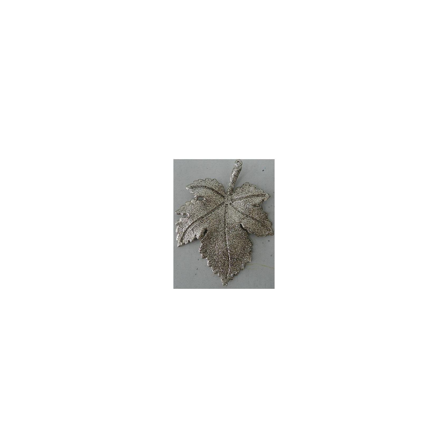 Украшение Листочек 14*11 смУкрашение Листочек 14 * 11 см - впустите атмосферу зимы и праздников в ваш дом! С этим декоративным листочком так весело наводить красоту и радовать близких. Подвесное украшение прекрасно подойдет не только для елки, но и для украшения штор, стен или даже люстры. Украшение легко крепится с помощью небольшого отверстия у основания, в него можно продеть шнурок, металлическую проволочку или узкую ленту. Размер листочка составляет 14 на 11 см. Листочек представлен в серебристом цвете и декорирован блестками для большего сияния.<br><br>Дополнительная информация:<br>- Размер: 14 * 11 см.<br>- Материал: полипропиллен<br>- Объемный <br>- Декорирован блестками <br>Украшение  Листочек  можно купить в нашем интернет-магазине.<br>Подробнее:<br>• Для детей в возрасте: от 3 лет<br>• Номер товара: 4981404<br>Страна производитель: Китай<br><br>Ширина мм: 100<br>Глубина мм: 100<br>Высота мм: 60<br>Вес г: 30<br>Возраст от месяцев: 36<br>Возраст до месяцев: 2147483647<br>Пол: Унисекс<br>Возраст: Детский<br>SKU: 4981404
