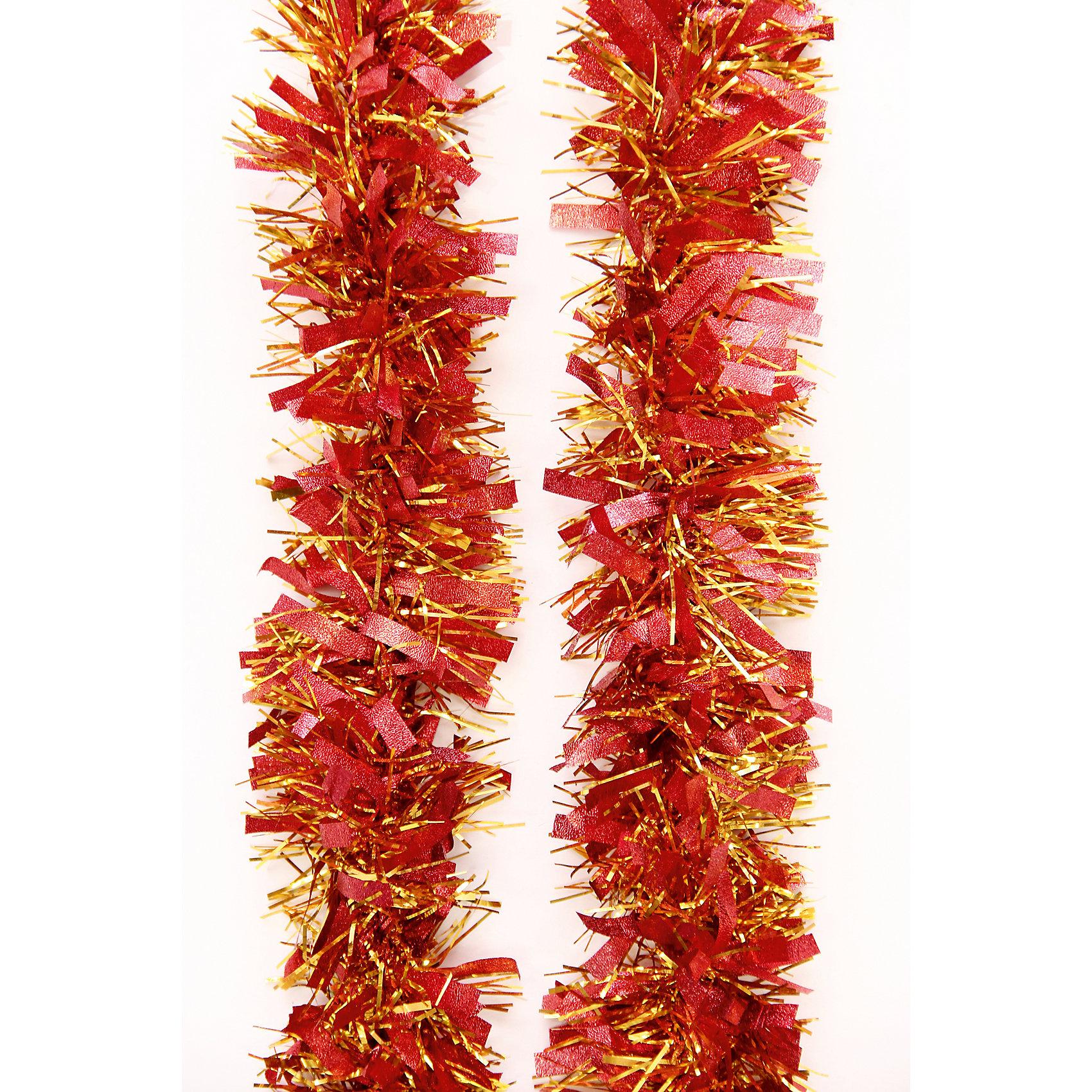 Мишура Оранжевый микс 9*200 смВсё для праздника<br>Мишура в оранжевым цвете отлично подойдет для украшения вашего дома. Её яркий цвет создаст особую атмосферу нового года.  Она не будет сыпаться, поэтому останется яркой и блестящей и будет радовать вас ещё не один год. <br><br>Характеристика:<br>-Размер: 9 м 200 см<br>-Цвет: оранжевый микс<br>-Арт.: 34873<br><br>Мишуру Оранжевый микс можно приобрести в нашем интернет-магазине.<br><br>Ширина мм: 100<br>Глубина мм: 100<br>Высота мм: 60<br>Вес г: 24<br>Возраст от месяцев: 36<br>Возраст до месяцев: 2147483647<br>Пол: Унисекс<br>Возраст: Детский<br>SKU: 4981436