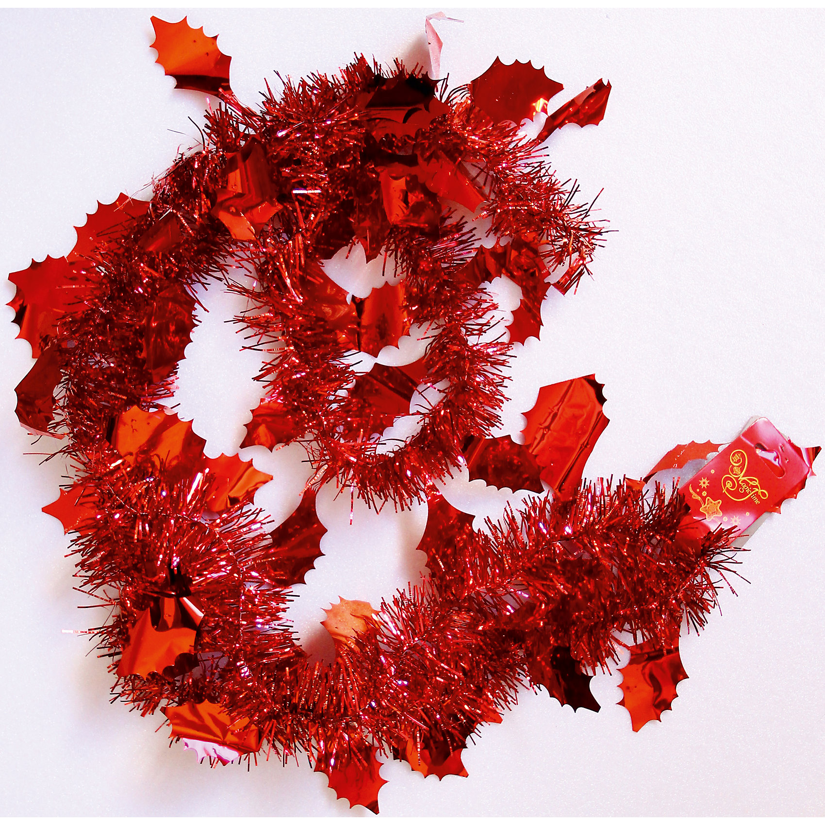Мишура Красный 6*200 смМишура в красном цвете отлично подойдет для украшения к новому году. Блеск мишуры создает приятную новогоднюю атмосферу.  Она не будет сыпаться, поэтому останется яркой и блестящей и будет радовать вас ещё не один год. <br><br>Характеристика:<br>-Размер: 6 м 200 см<br>-Цвет: красный<br>-Арт.: 34899<br><br>Мишуру Красный можно приобрести в нашем интернет-магазине.<br><br>Ширина мм: 100<br>Глубина мм: 100<br>Высота мм: 60<br>Вес г: 14<br>Возраст от месяцев: 36<br>Возраст до месяцев: 2147483647<br>Пол: Унисекс<br>Возраст: Детский<br>SKU: 4981443