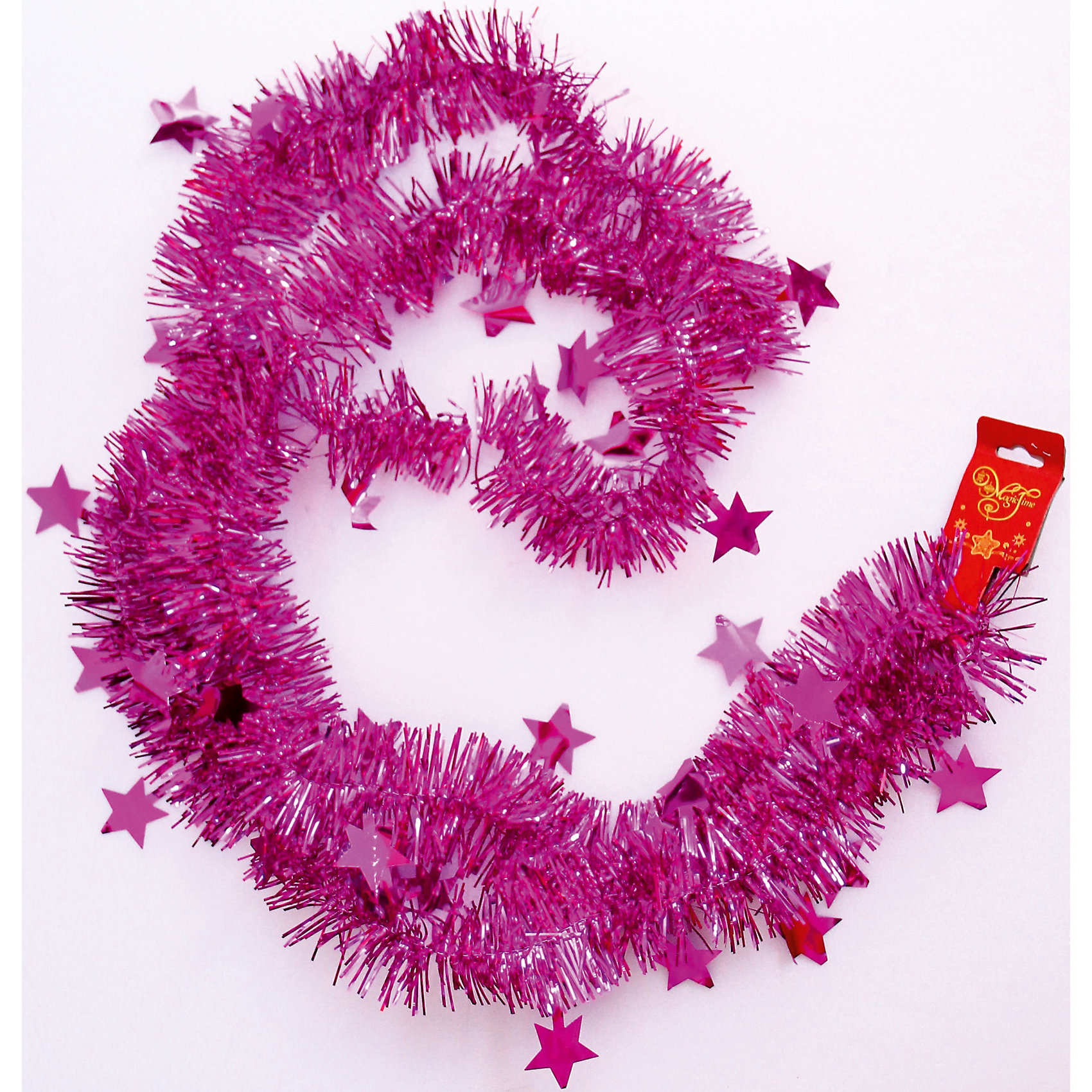Мишура Розовый 6*200 смМишура в розовом цвете отлично подойдет для украшения к новому году. Блеск мишуры создает приятную новогоднюю атмосферу.  Она не будет сыпаться, поэтому останется яркой и блестящей и будет радовать вас ещё не один год. <br><br>Характеристика:<br>-Размер: 6 м 200 см<br>-Цвет: розовый<br>-Арт.: 34900<br><br>Мишуру Розовый можно приобрести в нашем интернет-магазине.<br><br>Ширина мм: 100<br>Глубина мм: 100<br>Высота мм: 60<br>Вес г: 14<br>Возраст от месяцев: 36<br>Возраст до месяцев: 2147483647<br>Пол: Унисекс<br>Возраст: Детский<br>SKU: 4981444