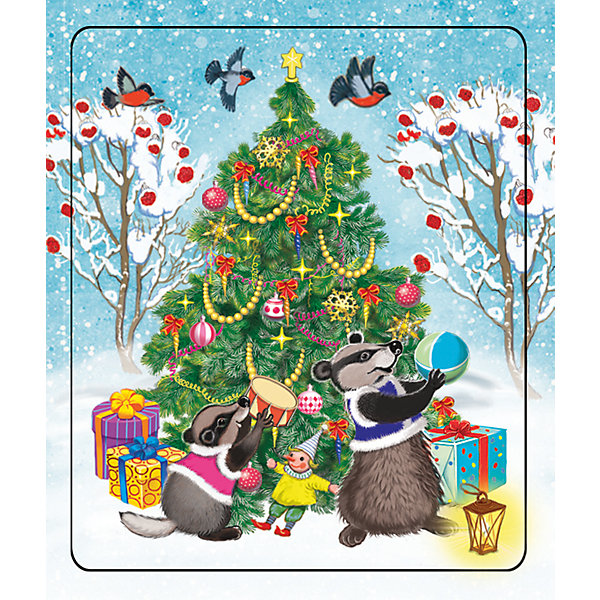 Магнит Еноты и елкаНовогодние сувениры<br>Магнит Еноты и елка - впустите атмосферу зимы и праздников в ваш дом! С этим подарочным магнитом так весело наряжать дом и радовать близких. Небольшой прямоугольный магнитик с закругленными углами смотрится как полноценная небольшая картинка. На магните изображена большая ёлочка в лесу, которую наряжают веселые еноты в праздничных жилетках. На магните также изображена ажурная надпись «С Новым Годом». Устройте сюрприз вашим близким!<br>Дополнительная информация:<br><br>- Размер: 5 * 6 см.<br>- Материал: агломеррированный феррит<br>Магнит Еноты и елка можно купить в нашем интернет-магазине.<br>Подробнее:<br>• Для детей в возрасте: от 3 лет<br>• Номер товара: 4981495<br>Страна производитель: Китай<br><br>Ширина мм: 100<br>Глубина мм: 100<br>Высота мм: 10<br>Вес г: 150<br>Возраст от месяцев: 36<br>Возраст до месяцев: 2147483647<br>Пол: Унисекс<br>Возраст: Детский<br>SKU: 4981495