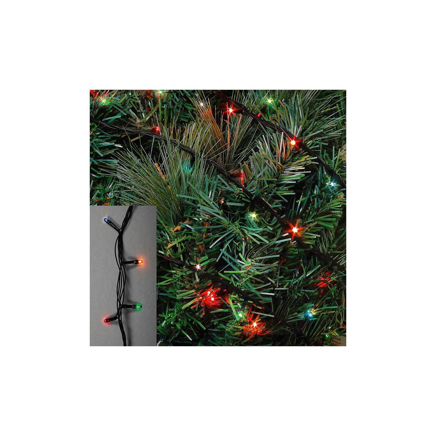 Электрогирлянда, 140 лампочек (10 Вт, 220В) 4мВсё для праздника<br>У новогодней атмосферы есть несколько незаменимых и классических атрибутов. Это: ёлка, снег, игрушки, подарки и, конечно, новогодние гирлянды. Важно подобрать идеальный вариант для праздника. У данной модели электрогирлянды каждая лампочка излучает яркий и сочный цвет, создающий праздничную обстановку. Количество лампочек и длину гирлянды можно выбрать каждому на свой вкус. Материалы, использованные при изготовлении товара, абсолютно безопасны и отвечают всем международным требованиям по качеству. <br><br>Дополнительные характеристики:<br><br>количество лампочек: 140 шт;<br>длина: 400 см;<br>мощность: 10 Вт;<br>напряжение: 220В.<br><br>Электрогирлянду от компании Феникс Present можно приобрести в нашем магазине.<br><br>Ширина мм: 100<br>Глубина мм: 100<br>Высота мм: 60<br>Вес г: 87<br>Возраст от месяцев: 36<br>Возраст до месяцев: 2147483647<br>Пол: Унисекс<br>Возраст: Детский<br>SKU: 4981617