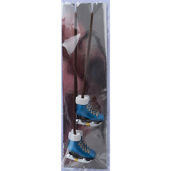 Набор украшений Синие коньки 2 штЁлочные игрушки<br>Новый год - самый любимый праздник у многих детей и взрослых. Праздничное настроение создает в первую очередь украшенный дом и, особенно, наряженная ёлка. Будь она из леса или искусственная - такие подвесные игрушки украсят любую!<br>Они сделаны из безопасного для детей, прочного, но легкого, материала, поэтому не разобьются, упав на пол. Благодаря расцветке украшение отлично смотрится на ёлке. Создайте с ним праздничное настроение себе и близким!<br><br>Дополнительная информация:<br><br>размер: 23 х 8 х 1,5 см;<br>материал: полирезина;<br>комплектация: 2 шт.<br><br>Набор украшений Синие коньки 2 шт можно купить в нашем магазине.<br>Ширина мм: 150; Глубина мм: 150; Высота мм: 60; Вес г: 36; Возраст от месяцев: 36; Возраст до месяцев: 2147483647; Пол: Унисекс; Возраст: Детский; SKU: 4981658;