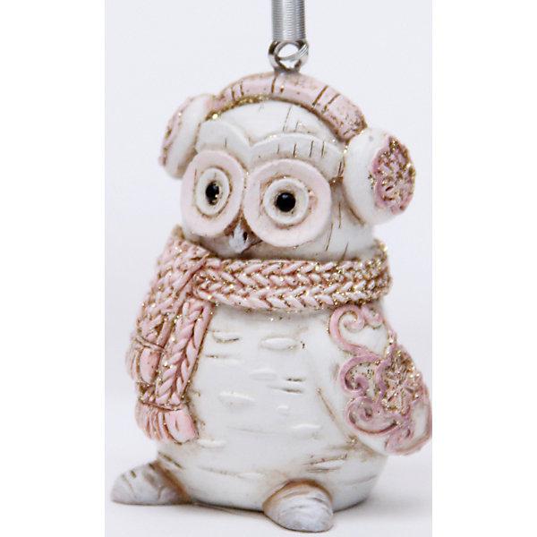 Украшение Совенок в наушникахЁлочные игрушки<br>Новый год - самый любимый праздник у многих детей и взрослых. Праздничное настроение создает в первую очередь украшенный дом и, особенно, наряженная ёлка. Будь она из леса или искусственная - такая подвесная игрушка украсит любую!<br>Она сделана из безопасного для детей, прочного, но легкого, материала, поэтому не разобьется, упав на пол. Благодаря расцветке украшение отлично смотрится на ёлке. Создайте с ним праздничное настроение себе и близким!<br><br>Дополнительная информация:<br><br>цвет: разноцветный;<br>материал: полирезина;<br>размер: 6 х 4 х 4 см.<br><br>Украшение Совенок в наушниках можно купить в нашем магазине.<br>Ширина мм: 150; Глубина мм: 150; Высота мм: 60; Вес г: 60; Возраст от месяцев: 36; Возраст до месяцев: 2147483647; Пол: Унисекс; Возраст: Детский; SKU: 4981702;