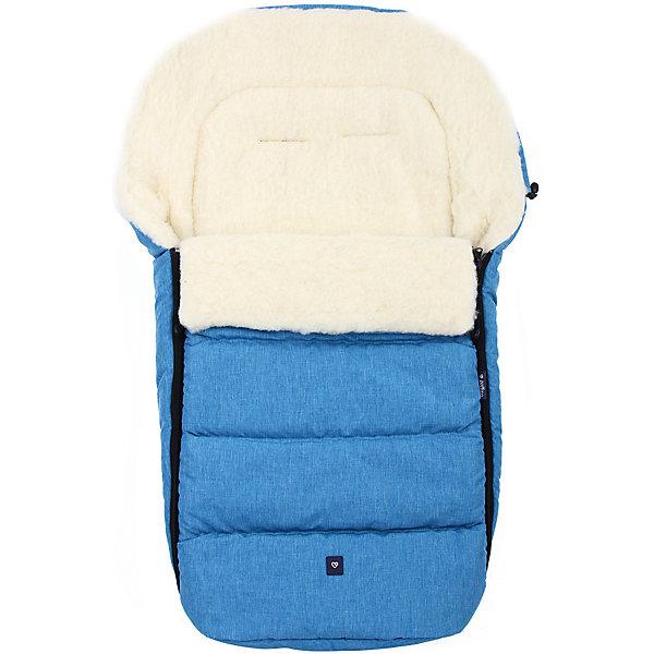 Конверт зимний №S77 Exclusive, 95*50, шерсть, Womar, синийДетские конверты<br>Конверт зимний №S77 Exclusive, 95*50, шерсть, Womar, синий – модная и стильная защита от холода для вашего малыша.<br>Внутри конверта мягкий мех, изготовленный из овчины. Этот материал не вызывает аллергии и безопасен для нежной кожи малыша. Верхняя часть непромокаемая, грязеотталкивающая и не продувается. Также ее можно отстегнуть. Сверху есть шнурок, который можно стянуть как капюшон. Конверт подходит к большинству колясок. Стирать при температуре 30 градусов, не отжимать и не гладить. Есть отверстия для пятиточечного ремня безопасности. <br><br>Дополнительная информация:<br><br>- материал: внутренняя часть – натуральная овечья шерсть, внешняя – 100% полиэстер<br>- размер: 95х50 см<br>- цвет: синий<br><br>Конверт зимний №S77 Exclusive, 95*50, шерсть, Womar, синий можно купить в нашем интернет магазине.<br>Ширина мм: 950; Глубина мм: 500; Высота мм: 100; Вес г: 500; Возраст от месяцев: 0; Возраст до месяцев: 12; Пол: Унисекс; Возраст: Детский; SKU: 4981802;