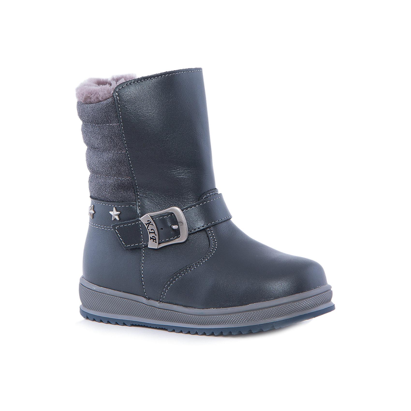 Сапоги для мальчика КотофейКотофей – качественная и стильная детская обувь по доступным ценам. С каждым днем популярность бренда растет.  Сапожки – универсальная обувь для холодов, как для мальчиков, так и для девочек. Новая модель – сочетание проверенной классической формы сапог и модных деталей в виде пряжки и пошива. Кожа и замша вместе создают стильный образ сапог. Натуральные материалы отвечают всем требованиям по безопасности.<br><br>Дополнительная информация:<br><br>цвет: серый;<br>вид крепления: на клею;<br>застежка: молния;<br>температурный режим: от -15 °С до +5° С.<br><br>Состав:<br>материал верха – кожа;<br>материал подклада – натуральная овчина;<br>подошва – ТЭП.<br><br>Зимние сапожки из натуральной кожи для мальчика дошкольного возраста от фирмы Котофей можно купить в нашем магазине.<br><br>Ширина мм: 257<br>Глубина мм: 180<br>Высота мм: 130<br>Вес г: 420<br>Цвет: серый<br>Возраст от месяцев: 36<br>Возраст до месяцев: 48<br>Пол: Мужской<br>Возраст: Детский<br>Размер: 27,31,30,29,28<br>SKU: 4982202