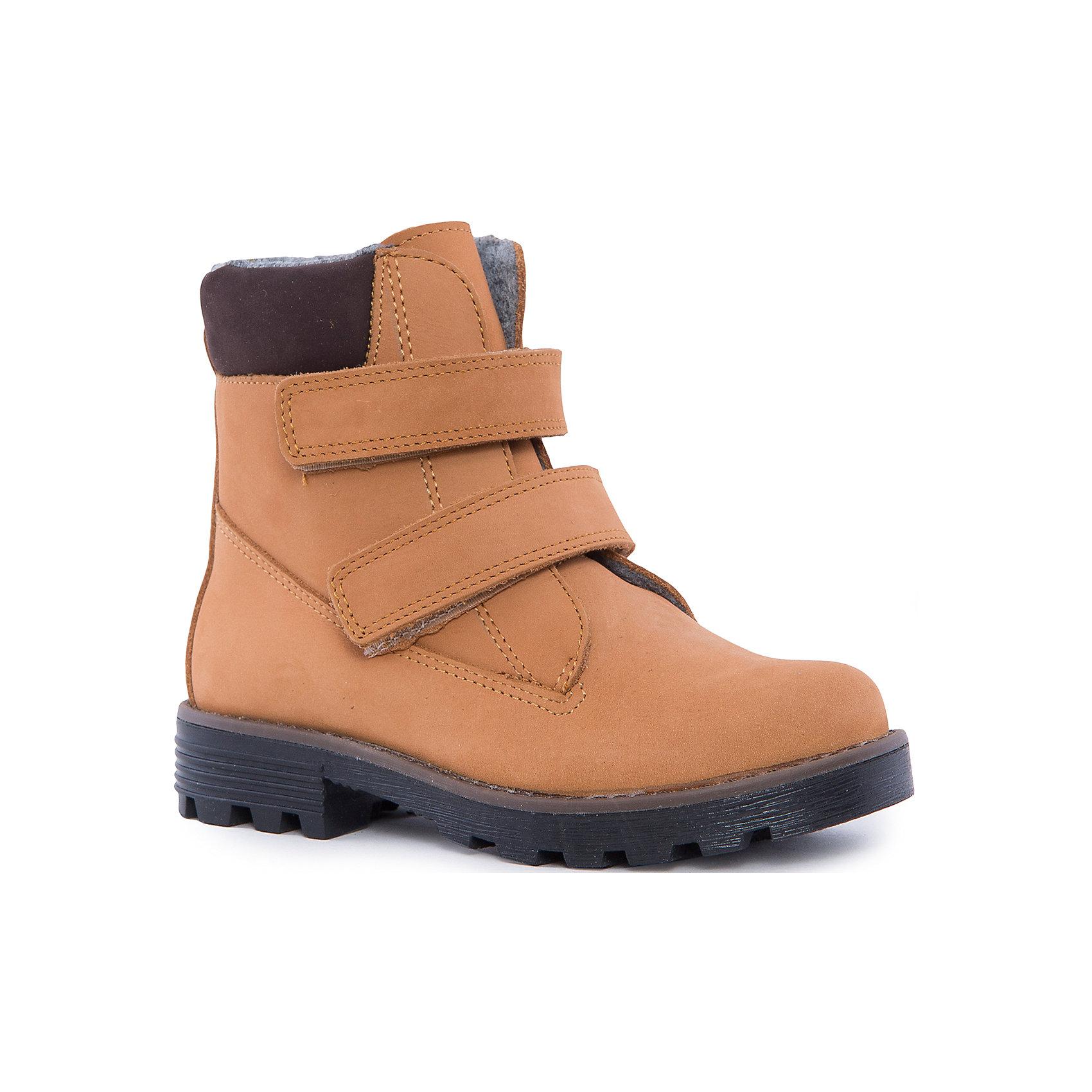 Ботинки для мальчика КотофейКотофей – качественная и стильная детская обувь по доступным ценам. С каждым днем популярность бренда растет.  С наступлением осенних холодов очень важно выбрать удобную и теплую обувь, которая защитит ножки малыша от промокания, а здоровье от простуды. Стильные желтые ботинки на удобной застежке – липе шнуровке – прекрасный выбор обновки гардероба к новому сезону. Модель отвечает всем модным требованиям.<br><br>Дополнительная информация:<br><br>цвет: жёлтый;<br>вид крепления: на клею;<br>застежка: липучка;<br>температурный режим: от 0°С до +15° С.<br><br>Состав:<br>материал верха – кожа;<br>материал подклада – байка;<br>подошва – ТЭП.<br><br>Осенние ботиночки из натуральной кожи для мальчика дошкольного и школьного возраста от фирмы Котофей можно приобрести в нашем магазине.<br><br>Ширина мм: 262<br>Глубина мм: 176<br>Высота мм: 97<br>Вес г: 427<br>Цвет: желтый<br>Возраст от месяцев: 120<br>Возраст до месяцев: 132<br>Пол: Мужской<br>Возраст: Детский<br>Размер: 34,33,30,32,31,35<br>SKU: 4982236