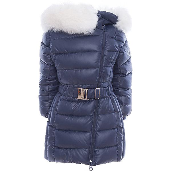 Пальто для девочки BOOM by OrbyВерхняя одежда<br>Характеристики изделия:<br><br>- материал верха: мягкая болонь;<br>- подкладка: ПЭ, флис;<br>- утеплитель: Flexy Fiber 400 г/м2, <br>- отделка: искуственный мех;<br>- утеплитель: Flexy Fiber 400 г/м2, <br>- фурнитура: металл, пластик;<br>- застежка: молния;<br>- высокий воротник;<br>- эластичный пояс;<br>- вышивка;<br>- температурный режим до -30°С<br><br><br>В холодный сезон девочки хотят одеваться не только тепло, но и модно. Это стильное и теплое пальто позволит ребенку наслаждаться зимним отдыхом, не боясь замерзнуть, и выглядеть при этом очень симпатично.<br>Теплое пальто плотно сидит благодаря манжетам и надежным застежкам. Оно смотрится очень эффектно благодаря пушустому меху на капюшоне и ассиметричной молнии. Пальто дополнено карманами и эластичным поясом.<br><br>Пальто для девочки от бренда BOOM by Orby можно купить в нашем магазине.<br><br>Ширина мм: 356<br>Глубина мм: 10<br>Высота мм: 245<br>Вес г: 519<br>Цвет: синий<br>Возраст от месяцев: 24<br>Возраст до месяцев: 36<br>Пол: Женский<br>Возраст: Детский<br>Размер: 98,146,134,128,152,116,110,140,104,158,122<br>SKU: 4982597