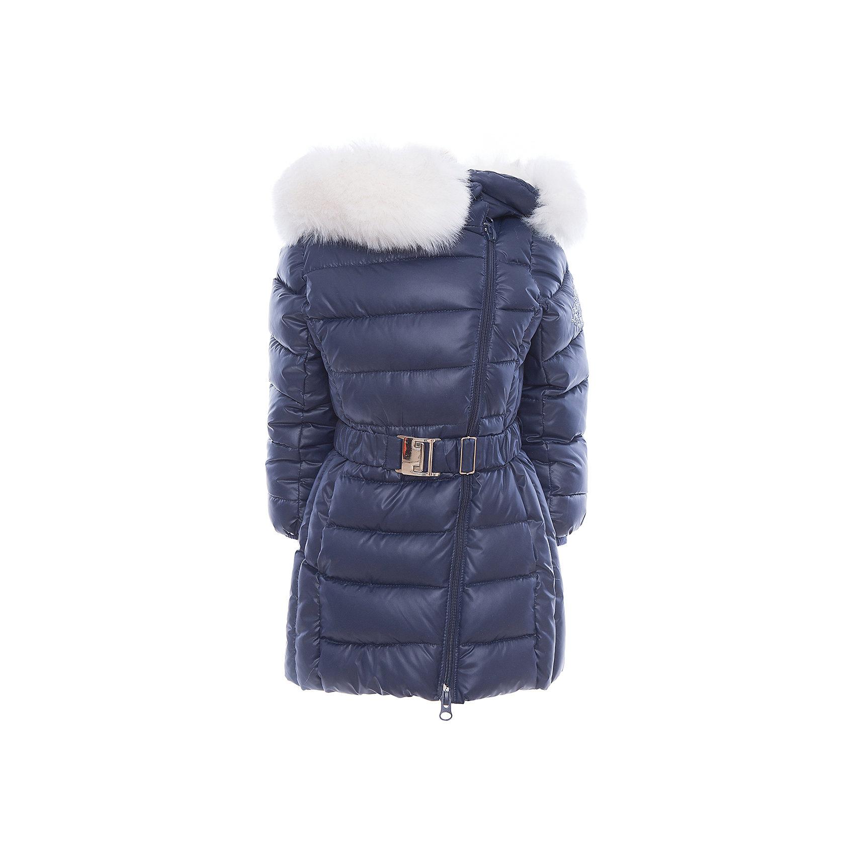 Пальто для девочки BOOM by OrbyХарактеристики изделия:<br><br>- материал верха: мягкая болонь;<br>- подкладка: ПЭ, флис;<br>- утеплитель: Flexy Fiber 400 г/м2, <br>- отделка: искуственный мех;<br>- утеплитель: Flexy Fiber 400 г/м2, <br>- фурнитура: металл, пластик;<br>- застежка: молния;<br>- высокий воротник;<br>- эластичный пояс;<br>- вышивка;<br>- температурный режим до -30°С<br><br><br>В холодный сезон девочки хотят одеваться не только тепло, но и модно. Это стильное и теплое пальто позволит ребенку наслаждаться зимним отдыхом, не боясь замерзнуть, и выглядеть при этом очень симпатично.<br>Теплое пальто плотно сидит благодаря манжетам и надежным застежкам. Оно смотрится очень эффектно благодаря пушустому меху на капюшоне и ассиметричной молнии. Пальто дополнено карманами и эластичным поясом.<br><br>Пальто для девочки от бренда BOOM by Orby можно купить в нашем магазине.<br><br>Ширина мм: 356<br>Глубина мм: 10<br>Высота мм: 245<br>Вес г: 519<br>Цвет: синий<br>Возраст от месяцев: 48<br>Возраст до месяцев: 60<br>Пол: Женский<br>Возраст: Детский<br>Размер: 110,152,128,116,134,98,140,104,158,122,146<br>SKU: 4982597