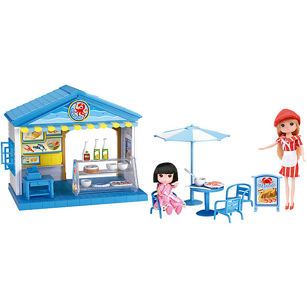 Игровой набор Кафе с куклами, KruttiИгрушечная бытовая техника<br>Забавная игра для девочек Кафе с куклами.<br>В наборе: кафе - 1шт. (24х21х15.5 см.), кукла - 2шт., стул - 3шт., стол - 2шт., зонтик - 1шт., вывеска - 1шт., касса - 1шт., витрина -1шт., корзина - 1шт., тарелка с едой - 2шт., поднос с едой - 1шт., стакан - 3шт., бутылка.<br><br>Дополнительная информация:<br><br>- Возраст: от 3 лет.<br>- Материал: пластик.<br>- Размер упаковки: 24х15.5х21 см.<br>- Вес в упаковке: 1867 г.<br><br>Купить игровой набор Кафе с куклами от Krutti, можно в нашем магазине.<br><br>Ширина мм: 240<br>Глубина мм: 155<br>Высота мм: 210<br>Вес г: 1867<br>Возраст от месяцев: 36<br>Возраст до месяцев: 2147483647<br>Пол: Унисекс<br>Возраст: Детский<br>SKU: 4985464
