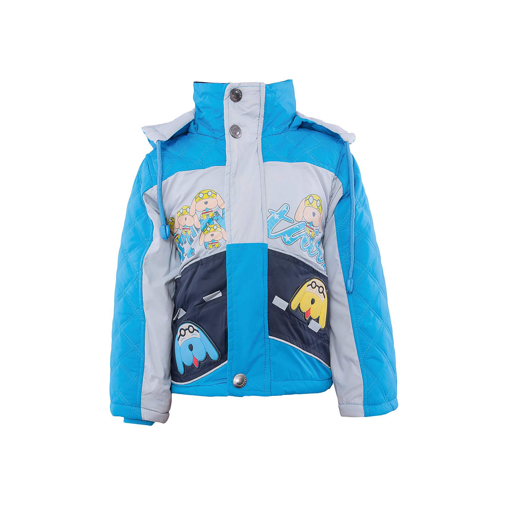 DAUBER Куртка для мальчика DAUBER куртка для мальчика byb1034 синий y clu