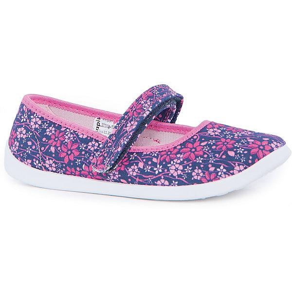 Туфли для девочки KAPIKAТуфли<br>Туфли для девочки KAPIKA станут отличным вариантом для летних прогулок. Туфельки очень удобные и не будут натирать ножки. Они не будут сковывать движение и прогулки станут особенно интересными. <br><br>Характеристика:<br>-Цвет: фиолетовый с рисунком<br>-Материал: верх - текстиль, стелька - кожа,                       подошва - полимер,                       подкладка - текстиль<br>-Застёжка: липучка<br>-Бренд: KAPIKA(КАПИКА)<br><br>Туфли для девочки KAPIKA  вы можете приобрести в нашем интернет- магазине.<br><br>Ширина мм: 227<br>Глубина мм: 145<br>Высота мм: 124<br>Вес г: 325<br>Цвет: синий<br>Возраст от месяцев: 120<br>Возраст до месяцев: 132<br>Пол: Женский<br>Возраст: Детский<br>Размер: 34,30,35,33,32,31<br>SKU: 4987740