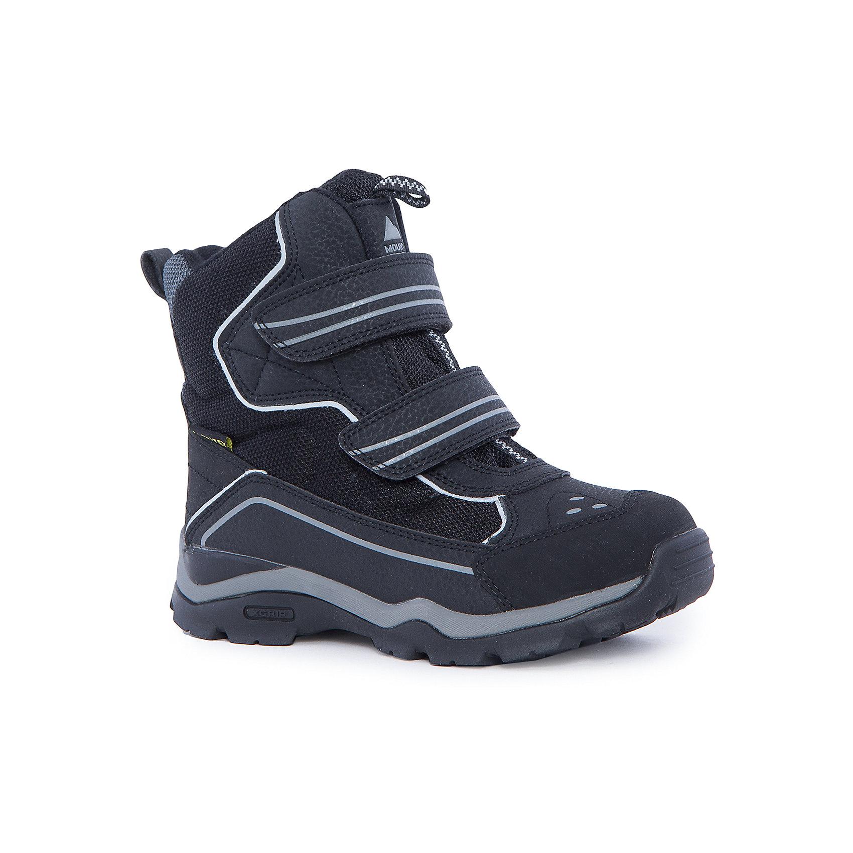 Ботинки для мальчика KAPIKAБотинки для мальчика KAPIKA.<br><br>Температурный режим: до -20 градусов. Степень утепления – средняя. <br><br>* Температурный режим указан приблизительно — необходимо, прежде всего, ориентироваться на ощущения ребенка. <br><br>Стильная и теплая обувь для холодной погоды.<br>Теплые и непромокаемые высокие ботинки – очень легкие и удобные. Ребенок сможет бегать долгое время и не уставать. Кроме этого, для правильного положения стопы есть твердый задник. Нескользящая подошва защитит ребенка от падения. Ботинки хорошо прилегают к ноге, фиксируясь двумя липучками.<br><br>Дополнительная информация:<br><br>- цвет: черный<br>- материал верха: искусственная кожа/водонепроницаемый материал<br>- материал низа: 65% искусственный мех, 35% шерсть<br><br>Ботинки для мальчика KAPIKA можно купить в нашем интернет магазине.<br><br>Ширина мм: 262<br>Глубина мм: 176<br>Высота мм: 97<br>Вес г: 427<br>Цвет: черный<br>Возраст от месяцев: 132<br>Возраст до месяцев: 144<br>Пол: Мужской<br>Возраст: Детский<br>Размер: 35,34,33,32,31<br>SKU: 4987962