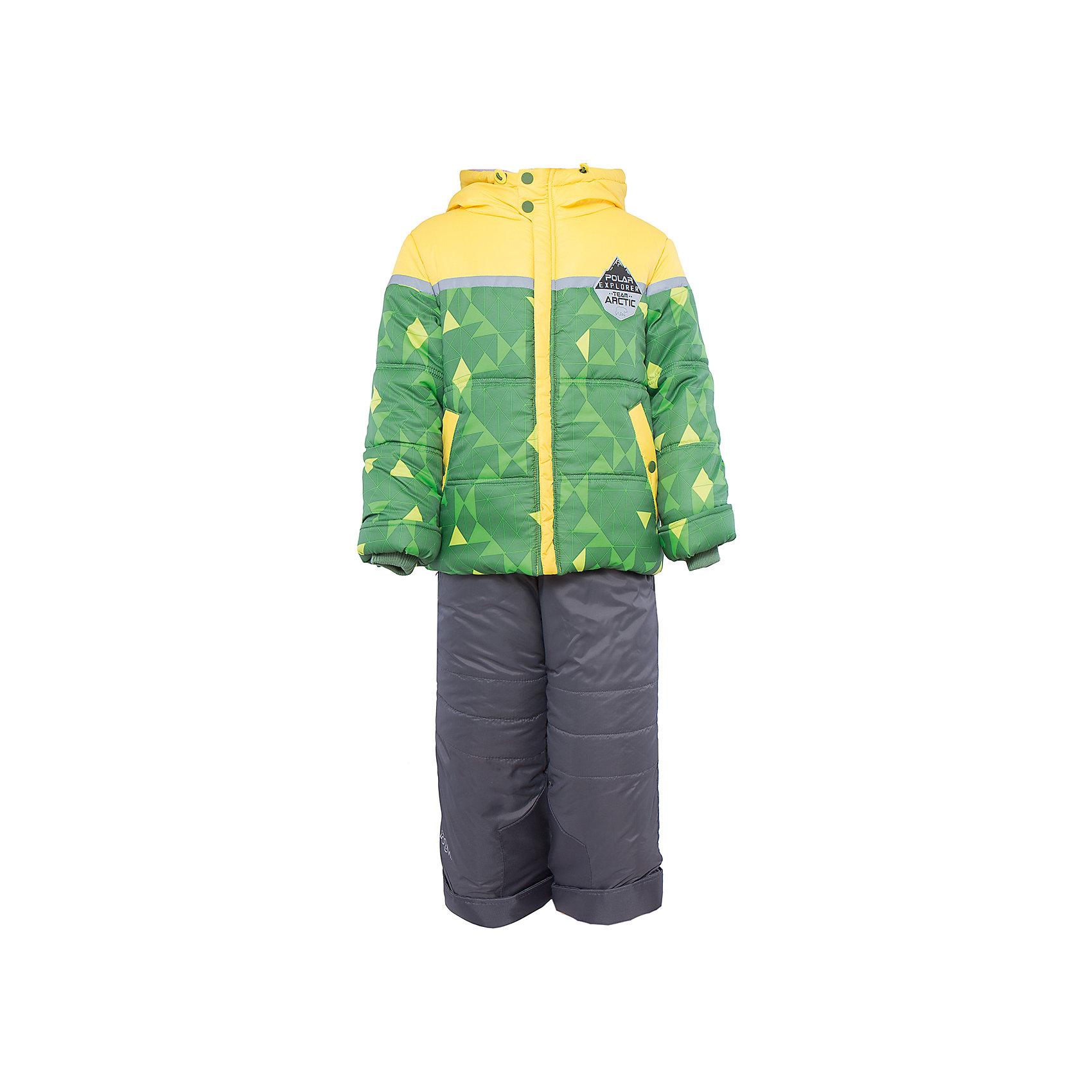 BOOM by Orby Комплект: курта и брюки для мальчика BOOM by Orby boom by orby boom by orby пальто зимнее 400гр пудровый принт