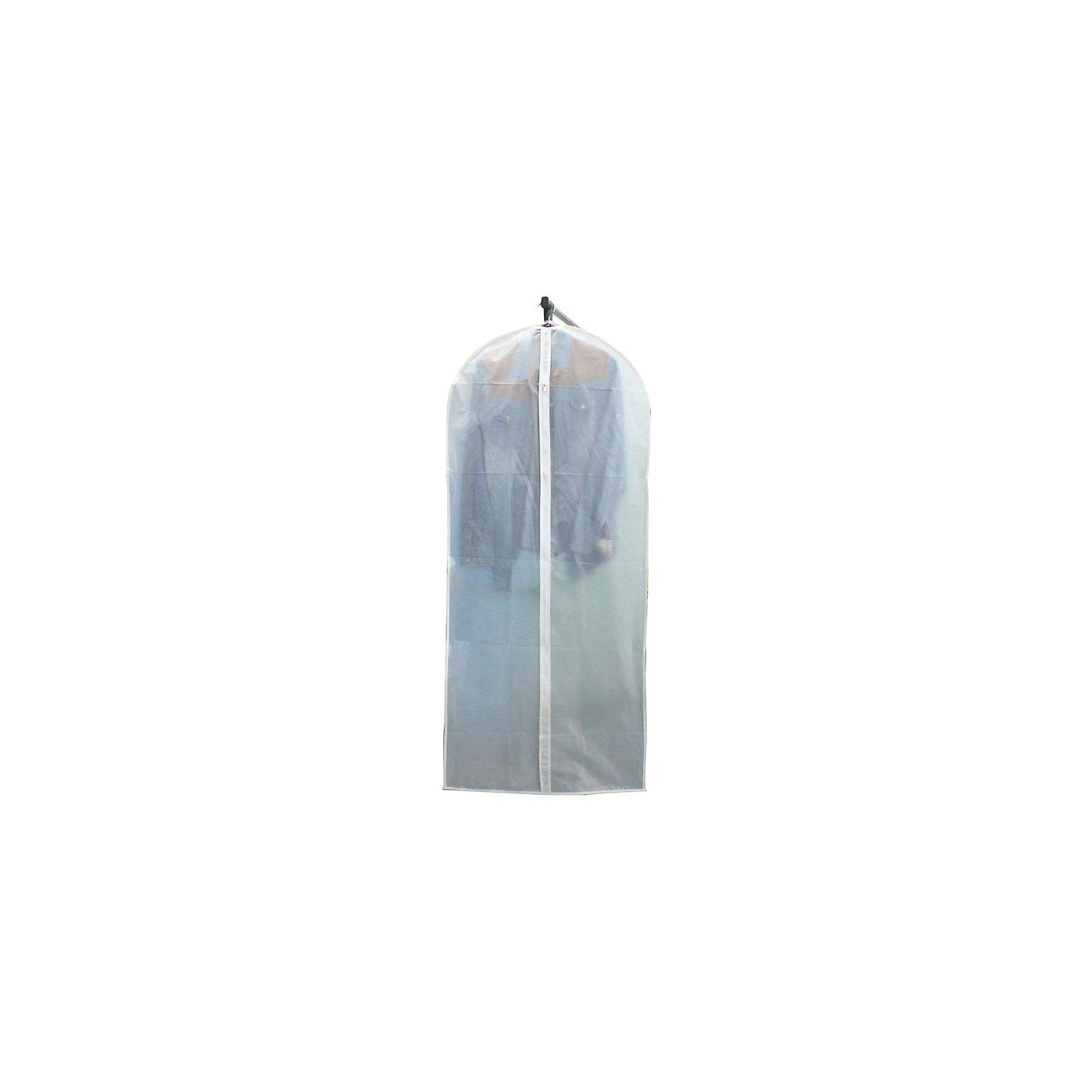 Чехол для одежды Эконом SUN-002, 60*135см, Рыжий КотПорядок в детской<br>Вместительный чехол из прозрачного материала закрывается на молнию, оснащен крючком для подвеса. Чехол защищает изделия от насекомых, моли, от пыли. Материал не электризуется.   <br><br>Дополнительная информация:<br><br>Размер: 60х135 см<br>Материал: полиэтиленвинилацетат<br>Толщина: 0,065 мм<br><br>Чехол для одежды Эконом SUN-002, 60*135см, Рыжий Кот можно купить в нашем интернет-магазине.<br><br>Ширина мм: 325<br>Глубина мм: 225<br>Высота мм: 20<br>Вес г: 134<br>Возраст от месяцев: 36<br>Возраст до месяцев: 1080<br>Пол: Унисекс<br>Возраст: Детский<br>SKU: 4989812