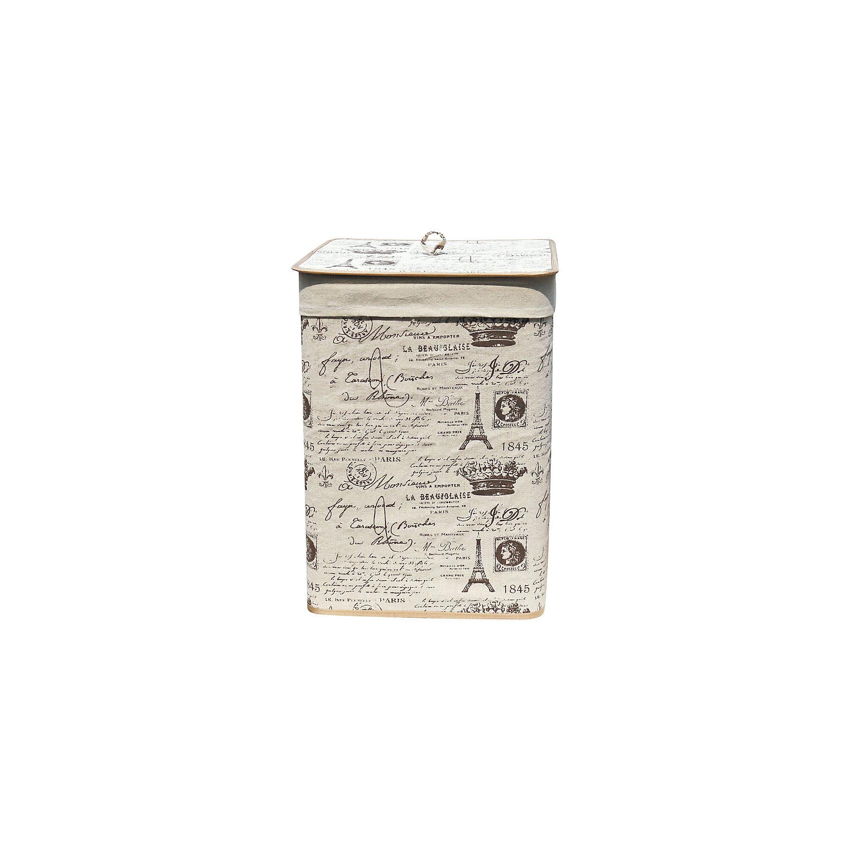 Корзина для белья складная с крышкой, BLB-08-S,  35*35*50см, Рыжий КотВанная комната<br>Льняная корзина с крышкой обработана антисептиком, используется для хранения белья. Корзина имеет квадратную форму. Складывается для компактного хранения. Корзина для белья декорирована покрытием из натурального льна, окрашена. <br><br>Дополнительная информация:<br><br>Размер корзины: 35х35х50 см<br>Объем: 61 л<br><br>Материал: бамбук (толщина 1,1 мм), лён, элементы из металла.<br>Упаковка: ПЭ пакет.<br><br>Корзину для белья складную с крышкой, BLB-08-S,  35*35*50см, Рыжий Кот можно купить в нашем интернет-магазине.<br><br>Ширина мм: 350<br>Глубина мм: 350<br>Высота мм: 500<br>Вес г: 1508<br>Возраст от месяцев: 6<br>Возраст до месяцев: 1080<br>Пол: Унисекс<br>Возраст: Детский<br>SKU: 4989836