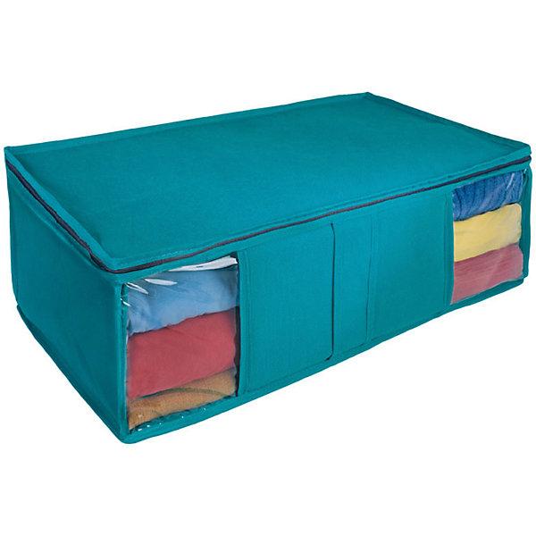Ящик текстильный для хранения вещей 60*30*20 см., Рыжий КотОрганайзеры для одежды<br>Для компактного хранения вещей в шкафу используется универсальный ящик. Плотные стенки и дно предотвращают деформацию вещей. Верхний клапан закрывается на молнию. Внутри ящика имеется тканевый разделитель. Прозрачные окошки показывают, что находится внутри ящика. <br><br>Дополнительная информация:<br><br>Размер ящика: 60х30х20 см<br>Материал: пылеотталкивающий неэлектризующийся материала спанбонд плотностью 80 г/м2.<br><br>Ящик текстильный для хранения вещей 60*30*20 см., Рыжий Кот можно купить в нашем интернет-магазине.<br><br>Ширина мм: 620<br>Глубина мм: 220<br>Высота мм: 30<br>Вес г: 420<br>Возраст от месяцев: 6<br>Возраст до месяцев: 1080<br>Пол: Унисекс<br>Возраст: Детский<br>SKU: 4989838