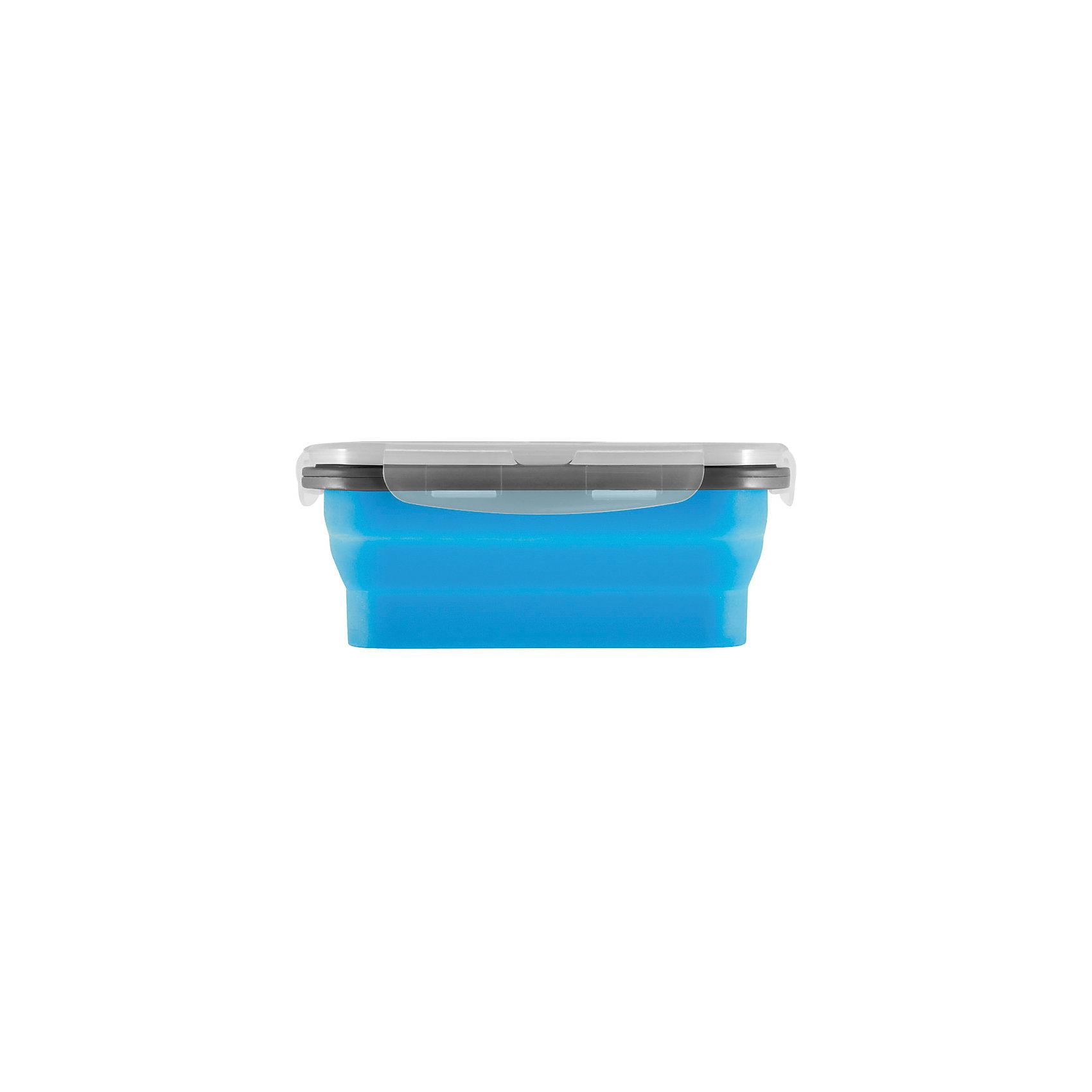 Силиконовый контейнер для еды с крышкой EL-350, MallonyКонтейнер с крышкой пригодится для того, чтобы взять бутерброды с собой в дорогу – это может быть школьный обед или поездка. Контейнер также используется для хранения еды в холодильнике. Крышка герметично закрывается. <br><br>Дополнительная информация:<br><br>Размер: 12,5х9х6,4 см<br>Объем: 350 мл<br><br>Материал: полипропилен, пищевой силикон<br><br>ВНИМАНИЕ! Данный артикул имеется в наличии в разных цветовых исполнениях (голубой, оранжевый). <br>К сожалению, заранее выбрать определенный цвет невозможно.<br><br>Силиконовый контейнер для еды с крышкой EL-350, Mallony можно купить в нашем интернет-магазине.<br><br>Ширина мм: 130<br>Глубина мм: 100<br>Высота мм: 30<br>Вес г: 128<br>Возраст от месяцев: 216<br>Возраст до месяцев: 1080<br>Пол: Унисекс<br>Возраст: Детский<br>SKU: 4989858