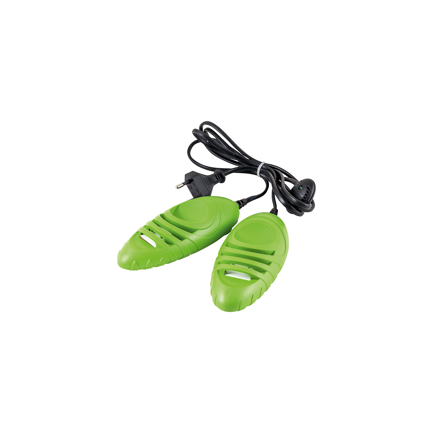 Сушилка для обуви «Комфорт Люкс», КомфортПросушить обувь и привести ее в порядок поможет сушилка для обуви «Комфорт Люкс». «Следы» помещаются внутрь ботинок, сапог, туфель или кроссовок, вилка включается в розетку, оставляют внутри обуви до полного ее высыхания.<br><br>Дополнительная информация:<br><br>Размер: 23х10 см<br><br>Потребляемая мощность: 10Вт<br>Температура при сушке: 40-60C<br>Длина шнура: 1,5м<br><br>Комплектация набора:<br>• сушилка для обуви;<br>• 6 аромо-антисептических пластин;<br>• инструкция.<br><br>Сушилку для обуви «Комфорт Люкс», Комфорт можно купить в нашем интернет-магазине.<br><br>Ширина мм: 230<br>Глубина мм: 100<br>Высота мм: 50<br>Вес г: 230<br>Возраст от месяцев: 216<br>Возраст до месяцев: 1080<br>Пол: Унисекс<br>Возраст: Детский<br>SKU: 4989866