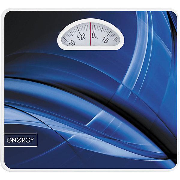 Весы напольные механические ENМ-408B, EnergyДетские весы<br>Следить за своим весом – это легко. Напольные весы Energy позволяют контролировать систематическое изменение веса. Надежный механизм весов гарантирует длительную службу изделия. Цифры на дисплее крупные, яркая стрелочка красного цвета точно указывает на цифру-показатель веса. <br><br>Дополнительная информация:<br><br>Размер: 27х27,5 см<br><br>Максимальная нагрузка: 120 кг<br>Цена деления: 1 кг <br><br>Весы напольные механические ENМ-408B, Energy можно купить в нашем интернет-магазине.<br>Ширина мм: 280; Глубина мм: 280; Высота мм: 40; Вес г: 1175; Возраст от месяцев: 36; Возраст до месяцев: 1080; Пол: Унисекс; Возраст: Детский; SKU: 4989873;