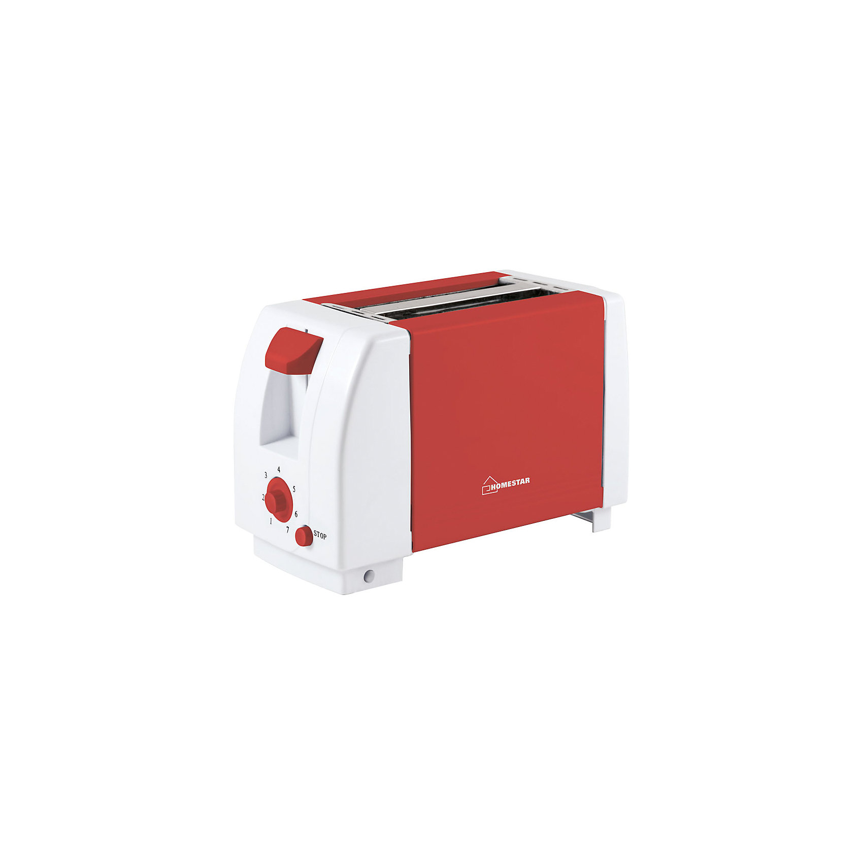 Тостер HS-2002  750Вт, HomeStar, коралловыйПриготовить хрустящие тосты помогает функциональный тостер HomeStar. 7 степеней прожарки хлеба дают возможность выбрать подходящий режим: с более поджаренной корочкой или только слегка подрумяненной. После приготовления тостов, они автоматически поднимутся наверх. На тостере имеется кнопка отмены выбранного режима. Тостер оснащен двумя широкими слотами для хлеба. Имеется специальный поддон для крошек. <br><br>Дополнительная информация:<br><br>Размеры тостера: 27,5х12,3х17,3 см<br><br>Мощность 750 Вт<br>Напряжение: 230В, 50 Гц<br><br>Тостер HS-2002  750Вт, HomeStar, коралловый можно купить в нашем интернет-магазине.<br><br>Ширина мм: 280<br>Глубина мм: 120<br>Высота мм: 180<br>Вес г: 990<br>Возраст от месяцев: 216<br>Возраст до месяцев: 1080<br>Пол: Унисекс<br>Возраст: Детский<br>SKU: 4989893