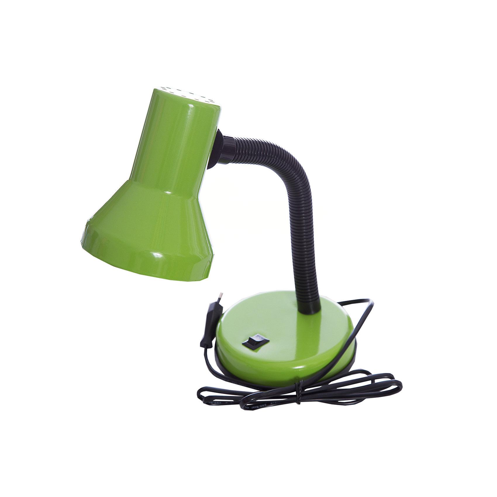 Energy Лампа электрическая настольная EN-DL04 -2, Energy, зеленый diasonic dl 60bsh настольная лампа black