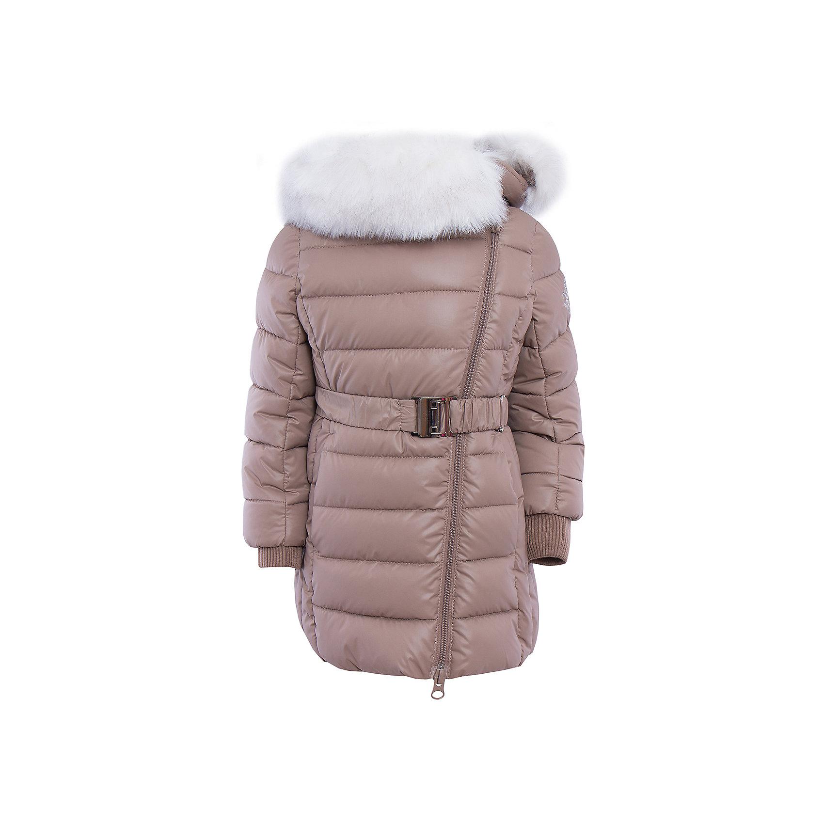 Пальто для девочки BOOM by OrbyВерхняя одежда<br>Характеристики изделия:<br><br>- материал верха: мягкая болонь;<br>- подкладка: ПЭ, флис;<br>- утеплитель: Flexy Fiber 400 г/м2, <br>- отделка: искуственный мех;<br>- утеплитель: Flexy Fiber 400 г/м2, <br>- фурнитура: металл, пластик;<br>- застежка: молния;<br>- высокий воротник;<br>- эластичный пояс;<br>- вышивка;<br>- температурный режим до -30°С<br><br><br>В холодный сезон девочки хотят одеваться не только тепло, но и модно. Это стильное и теплое пальто позволит ребенку наслаждаться зимним отдыхом, не боясь замерзнуть, и выглядеть при этом очень симпатично.<br>Теплое пальто плотно сидит благодаря манжетам и надежным застежкам. Оно смотрится очень эффектно благодаря пушустому меху на капюшоне и ассиметричной молнии. Пальто дополнено карманами и эластичным поясом.<br><br>Пальто для девочки от бренда BOOM by Orby можно купить в нашем магазине.<br><br>Ширина мм: 356<br>Глубина мм: 10<br>Высота мм: 245<br>Вес г: 519<br>Цвет: бежевый<br>Возраст от месяцев: 36<br>Возраст до месяцев: 48<br>Пол: Женский<br>Возраст: Детский<br>Размер: 104,110,98<br>SKU: 4992355