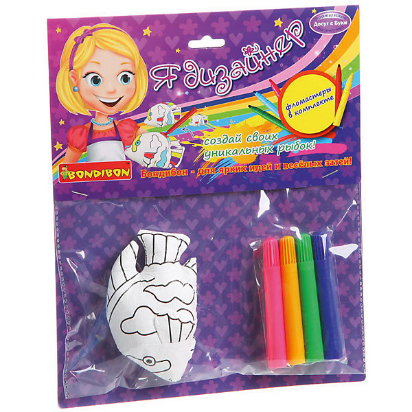 Набор для творчества Игрушка для раскрашивания рыбкиНаборы для раскрашивания<br>Набор для творчества Игрушка для раскрашивания рыбки – развиваем креативность!<br>Набор помогает в создании игрушки по индивидуальному дизайну от вашего ребенка. Раскрашивая специальными маркерами, ребенок сможет изменить дизайн, достаточно постирать изделие. Также можно раскрасить игрушку с помощью нарисованного контура.<br>Дополнительная информация:<br><br>- материал: текстиль, пластик<br>- в наборе: игрушка рыбки, 4 фломастера<br><br>Набор для творчества Игрушка для раскрашивания рыбки  – можно купить в нашем интернет магазине.<br><br>Ширина мм: 15<br>Глубина мм: 5<br>Высота мм: 10<br>Вес г: 78<br>Возраст от месяцев: 60<br>Возраст до месяцев: 144<br>Пол: Унисекс<br>Возраст: Детский<br>SKU: 4993092