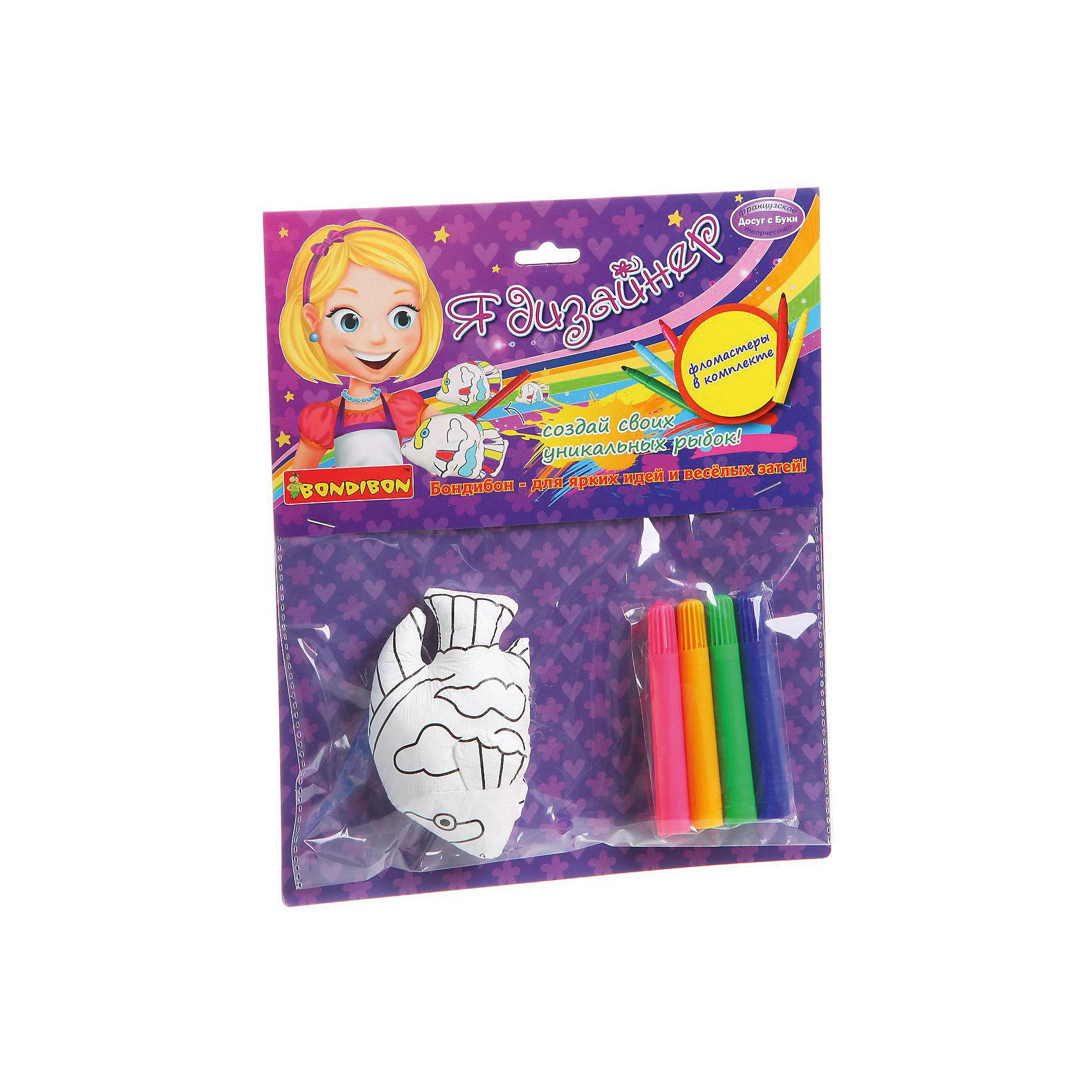 Набор для творчества Игрушка для раскрашивания рыбкиРисование<br>Набор для творчества Игрушка для раскрашивания рыбки – развиваем креативность!<br>Набор помогает в создании игрушки по индивидуальному дизайну от вашего ребенка. Раскрашивая специальными маркерами, ребенок сможет изменить дизайн, достаточно постирать изделие. Также можно раскрасить игрушку с помощью нарисованного контура.<br>Дополнительная информация:<br><br>- материал: текстиль, пластик<br>- в наборе: игрушка рыбки, 4 фломастера<br><br>Набор для творчества Игрушка для раскрашивания рыбки  – можно купить в нашем интернет магазине.<br><br>Ширина мм: 15<br>Глубина мм: 5<br>Высота мм: 10<br>Вес г: 78<br>Возраст от месяцев: 60<br>Возраст до месяцев: 144<br>Пол: Унисекс<br>Возраст: Детский<br>SKU: 4993092