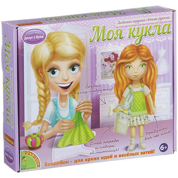 Любимая игрушка своими руками Кукла с золотыми волосамиШитьё<br>С помощью этого замечательного набора ребенок сможет сделать очаровательную куколку и сшить наряды к ней. Куколка с пышными рыжими волосами и множеством нарядов не оставит равнодушной ни одну девочку!  Шитьё - увлекательно и полезное занятие, которое поможет развить моторику рук, мышление, внимание, усидчивость, умение работать по инструкции, и, конечно, подарит множество положительных эмоций! Игрушки, сделанные своими руками, самые любимые и желанные, а навыки шитья, полученные в процессе изготовления куколки, пригодятся в будущем любой хорошей хозяйке.  <br><br>Дополнительная информация:<br><br>- Материал: текстиль. <br>- Размер: 27х6х27 см.<br>- Комплектация: выкройки куклы, одежды и аксессуаров, инструкция.<br><br>Набор Любимая игрушка своими руками. Кукла с золотыми волосами можно купить в нашем магазине.<br><br>Ширина мм: 26<br>Глубина мм: 5<br>Высота мм: 22<br>Вес г: 321<br>Возраст от месяцев: 72<br>Возраст до месяцев: 144<br>Пол: Женский<br>Возраст: Детский<br>SKU: 4993193