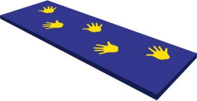 Коврик  Ладошки  средний, ROMANA, артикул:4993334 - Спортивные коврики