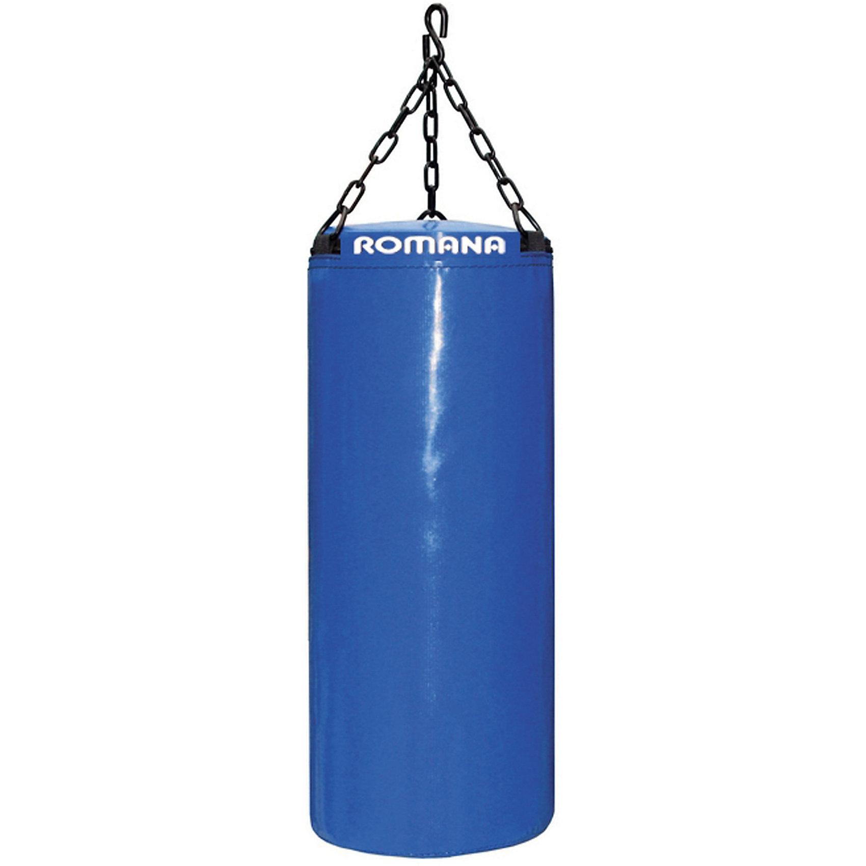 Мешок боксерский, вес 5кг, ROMANAИнвентарь для бокса<br>Малыш мечтает себя почувствовать звездой бокса? Подарите ему настоящий боксерский мешок! Данная модель предназначена как дополнительный элемент к детскому домашнему спортивному комплексу. Игры и спортивные упражнения с тренажером развивают координацию, укрепляют мышцы и тренируют физическую форму. Все детали легко очищаются даже от самых сложных загрязнений. Материалы, использованные при изготовлении изделия, абсолютно безопасны для детей и отвечают всем международным требованиям по качеству. <br><br>Дополнительная информация: <br><br>цвет: в ассортименте;<br>размер: 20 х 20 х 40 см;<br>вес: в ассортименте;<br>вес: 5 кг;<br>материал: поролон, винилискожа.<br><br>Детский боксерский мешок от компании ROMANA можно приобрести в нашем магазине.<br><br>Ширина мм: 400<br>Глубина мм: 200<br>Высота мм: 200<br>Вес г: 5000<br>Возраст от месяцев: 60<br>Возраст до месяцев: 84<br>Пол: Унисекс<br>Возраст: Детский<br>SKU: 4993354