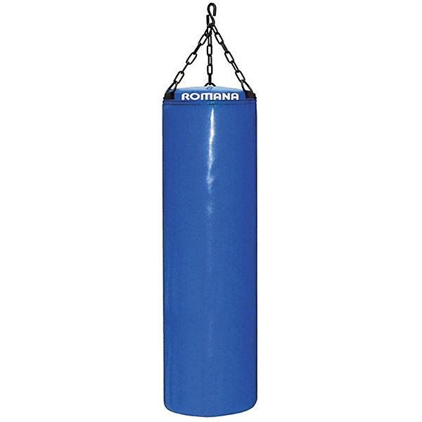 Мешок боксерский, вес 12кг, ROMANAИнвентарь для бокса<br>Малыш мечтает себя почувствовать звездой бокса? Подарите ему настоящий боксерский мешок! Данная модель предназначена как дополнительный элемент к детскому домашнему спортивному комплексу. Игры и спортивные упражнения с тренажером развивают координацию, укрепляют мышцы и тренируют физическую форму. Все детали легко очищаются даже от самых сложных загрязнений. Материалы, использованные при изготовлении изделия, абсолютно безопасны для детей и отвечают всем международным требованиям по качеству. <br><br>Дополнительная информация: <br><br>цвет: в ассортименте;<br>размер: 20 х 20 х 40 см;<br>вес: в ассортименте;<br>вес: 12 кг;<br>материал: поролон, винилискожа.<br><br>Детский боксерский мешок от компании ROMANA можно приобрести в нашем магазине.<br><br>Ширина мм: 500<br>Глубина мм: 250<br>Высота мм: 250<br>Вес г: 12000<br>Возраст от месяцев: 84<br>Возраст до месяцев: 120<br>Пол: Унисекс<br>Возраст: Детский<br>SKU: 4993355