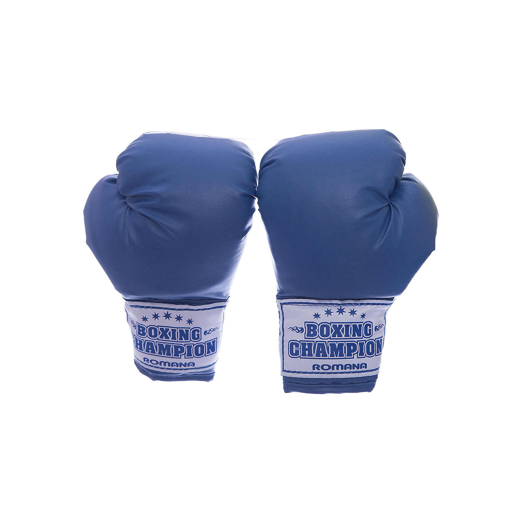 Боксерские перчатки для детей 5-7 лет, ROMANAИнвентарь для бокса<br>Боксерские перчатки – незаменимый аксессуар при занятии боксом. Бокс – спорт, который научит малыша уверенной координации, подарит крепкие мышцы и разовьет отличную физическую форму. Данная модель предназначена как дополнительный элемент к детскому домашнему спортивному комплексу для занятий боксом. Перчатки легко очищаются даже от самых сложных загрязнений. Материалы, использованные при изготовлении изделия, абсолютно безопасны для детей и отвечают всем международным требованиям по качеству. <br><br>Дополнительная информация: <br><br>цвет: синий;<br>возраст: 5-7 лет;<br>вес: 274 г;<br>габариты: 26 х 15 х 9 см;<br>материал: искусственная кожа.<br><br>Детские боксерские перчатки от компании ROMANA можно приобрести в нашем магазине.<br><br>Ширина мм: 500<br>Глубина мм: 350<br>Высота мм: 200<br>Вес г: 0<br>Возраст от месяцев: 60<br>Возраст до месяцев: 84<br>Пол: Унисекс<br>Возраст: Детский<br>SKU: 4993357